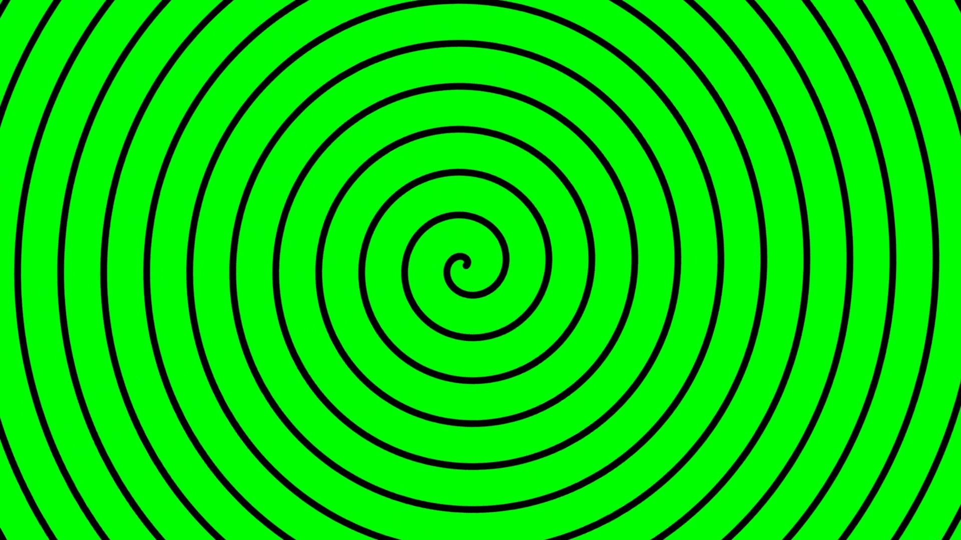 Hypnotic Illusions Spiral animation – FreeHDGreenscreen Footage – YouTube