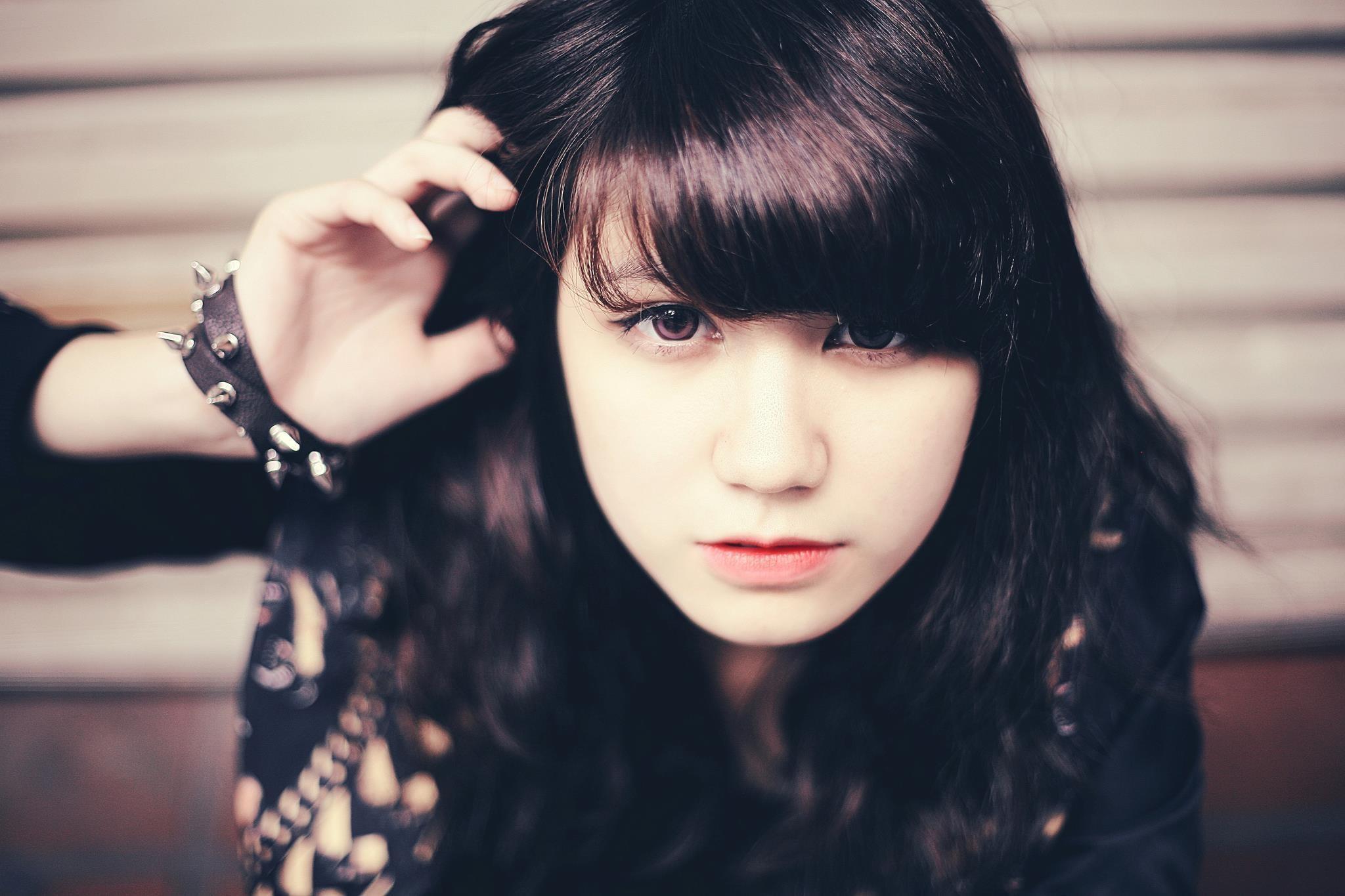 Download Ann Japan Cool Girl Wallpaper | Free Wallpapers