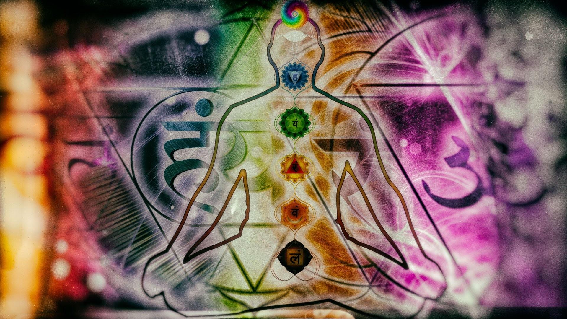 Music For Headphones – 7 Chakra Set – Deep Sleep Meditate 1 Hour HD –  YouTube