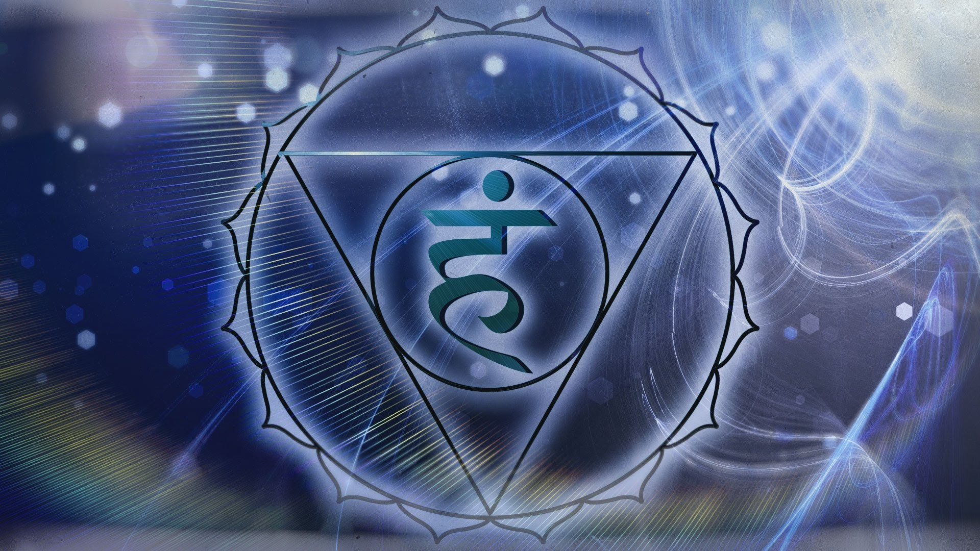 Music For Headphones VI – G – Throat Chakra, Scorpio, Deep Sleep Meditate 1  Hour HD
