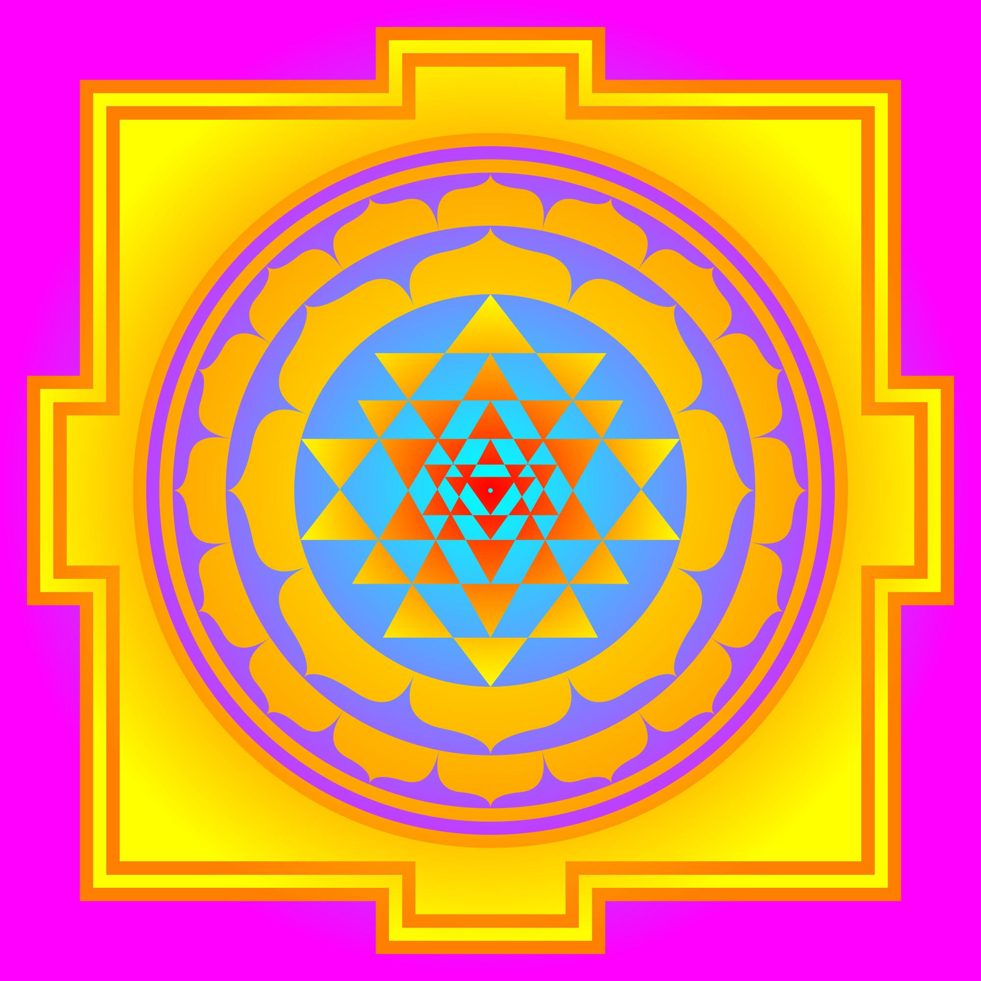 Sri Chakra Wallpaper Free Download