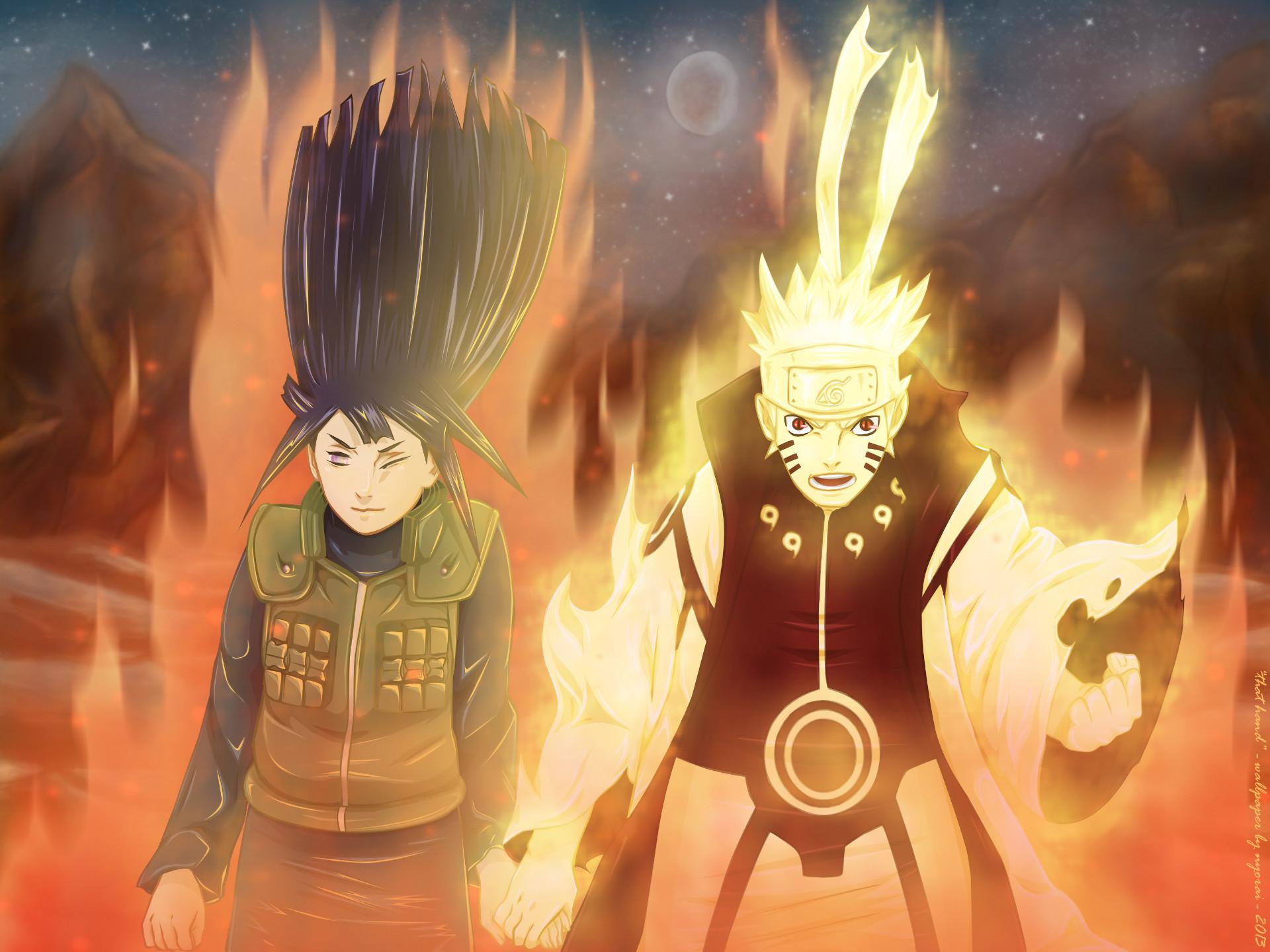 Naruto, Naruto X Hinata, Chakra