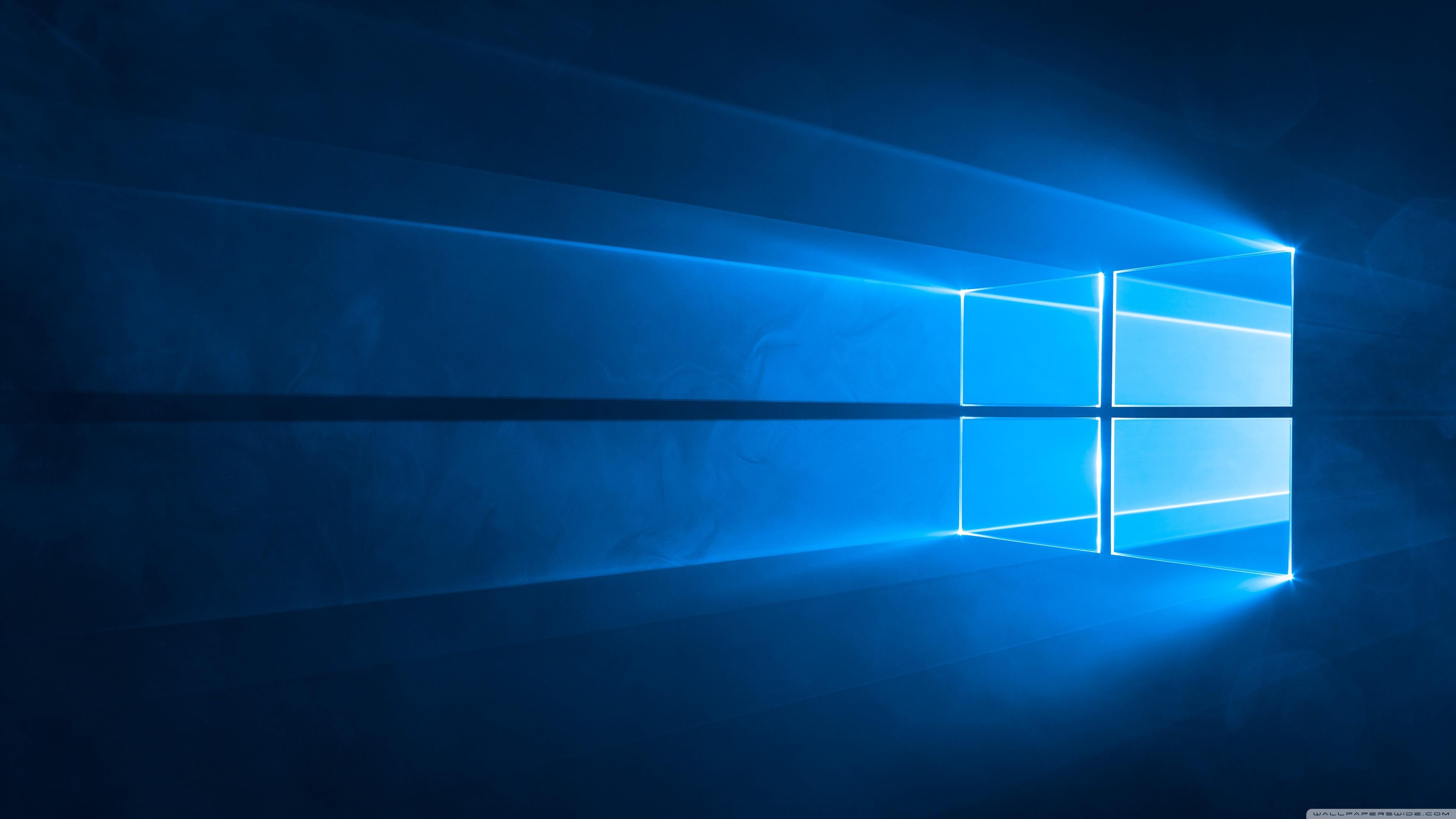 Windows 10 Hero 4K HD Wide Wallpaper for Widescreen