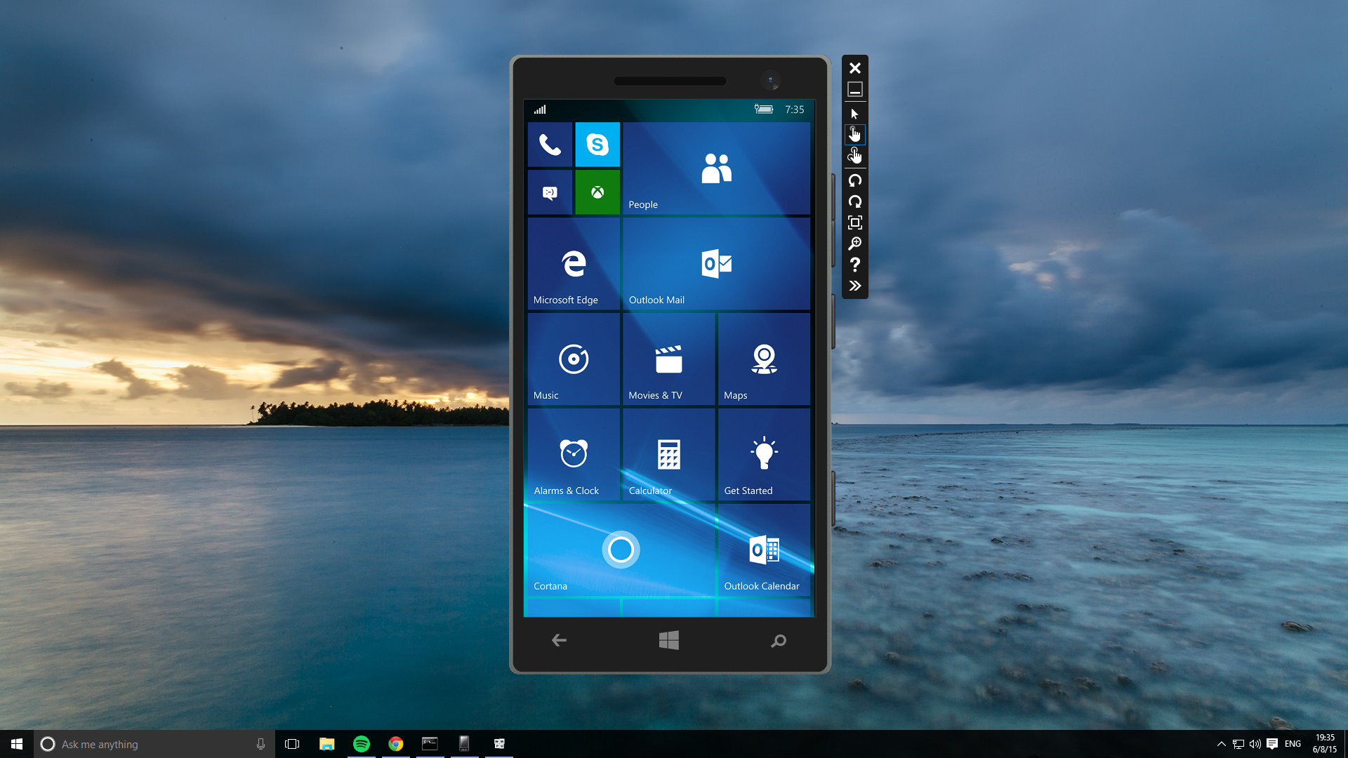Last month, we gave you a closer look at Windows 10 Mobile Build 10240  Emulator. The emulator was leaked online – however, just recently, 10240  ROM leaked …