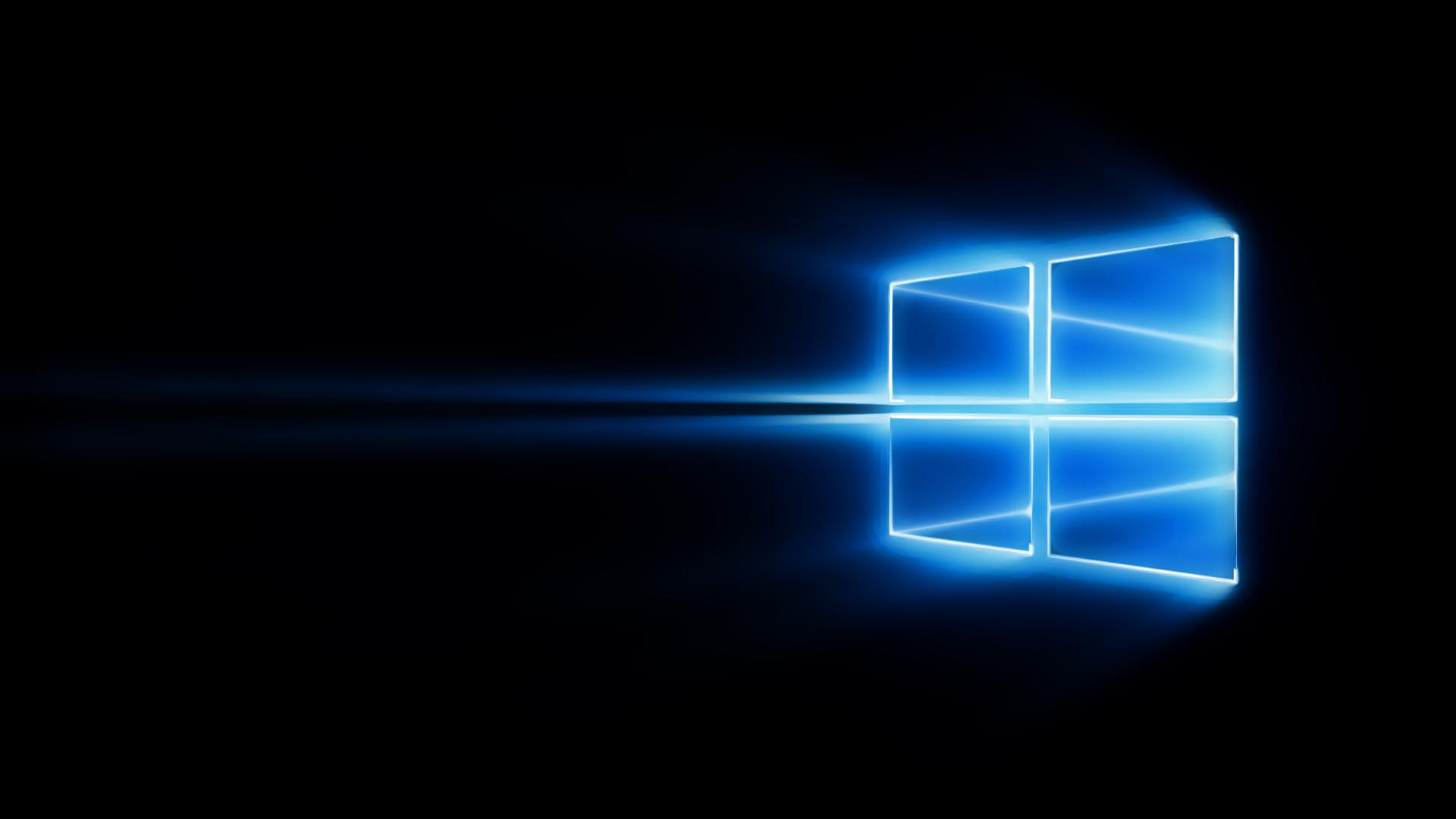 #6872190 Windows 10 Logo Wallpaper for PC, Mobile