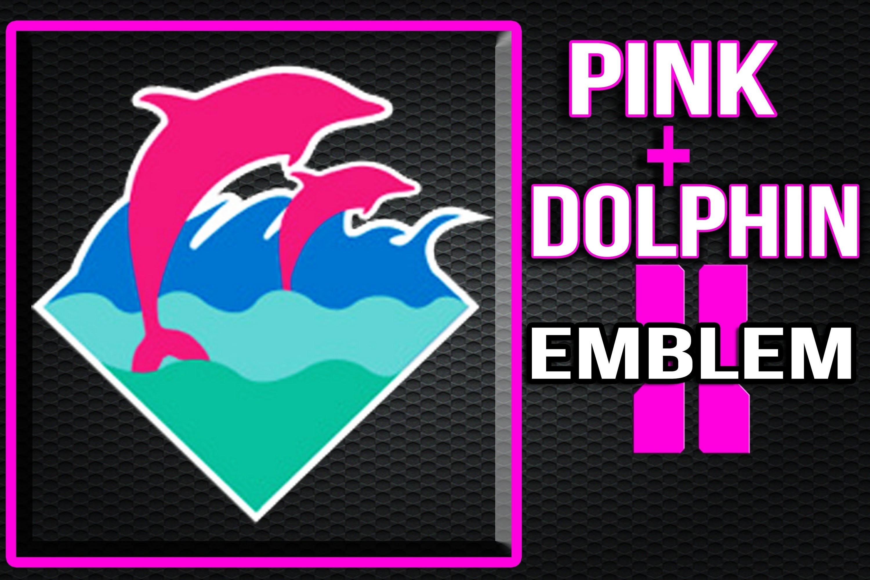 Pink dolphin clothing logo – photo#17