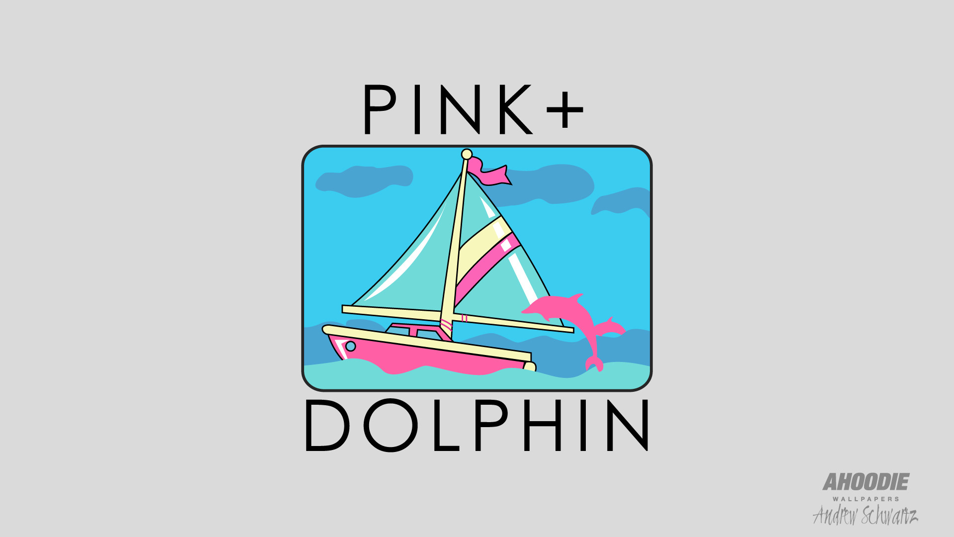 Pink Dolphin Wallpaper Pink Dolphin Brand Wallpapers