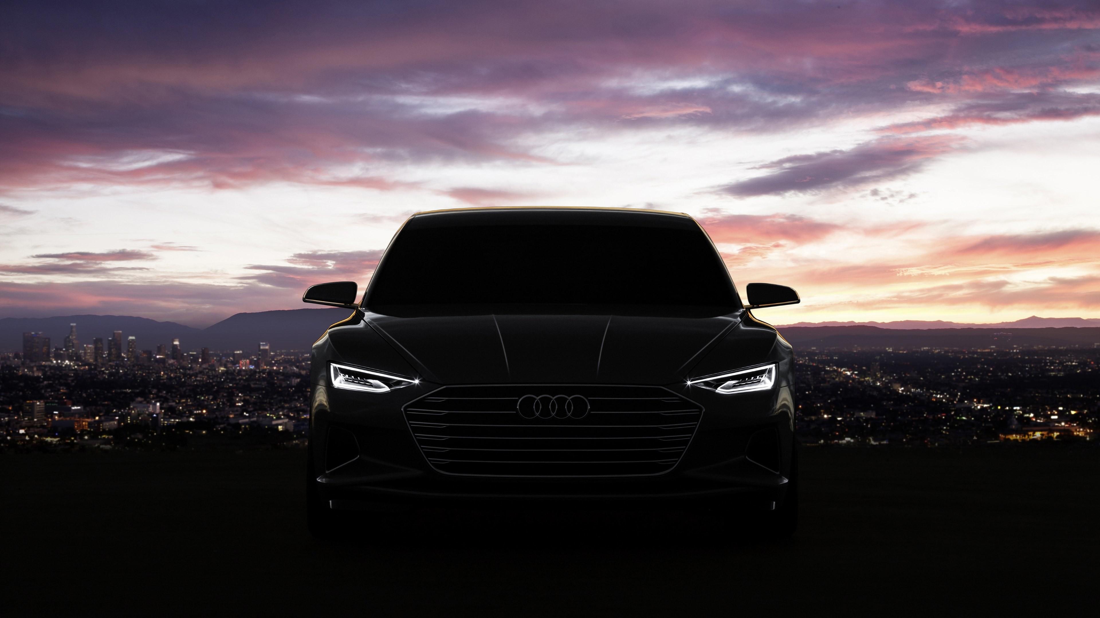 Audi Prologue 4K Ultra HD Desktop Wallpaper Uploaded by DesktopWalls