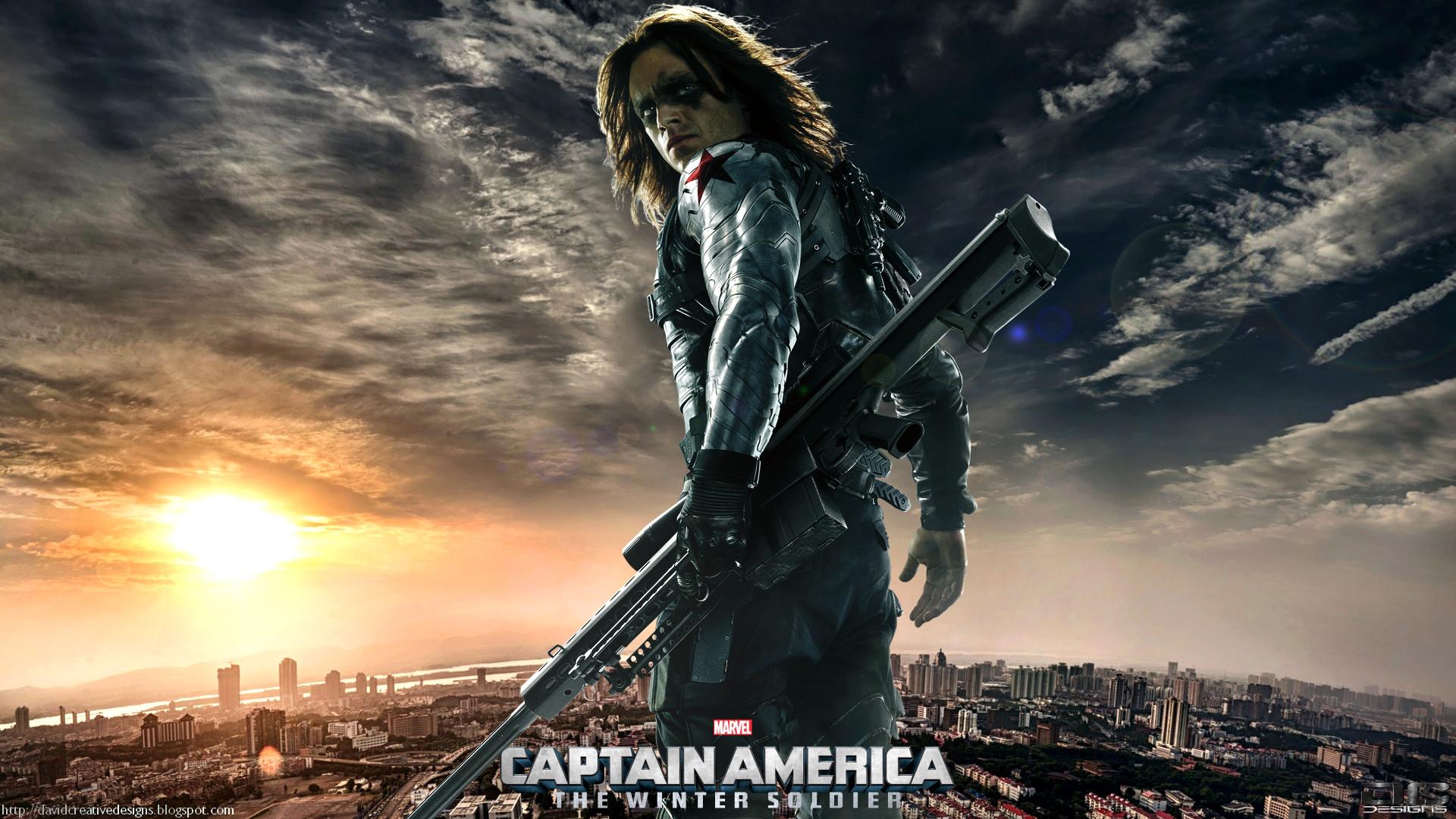 Captain America HD desktop wallpaper Widescreen Fullscreen
