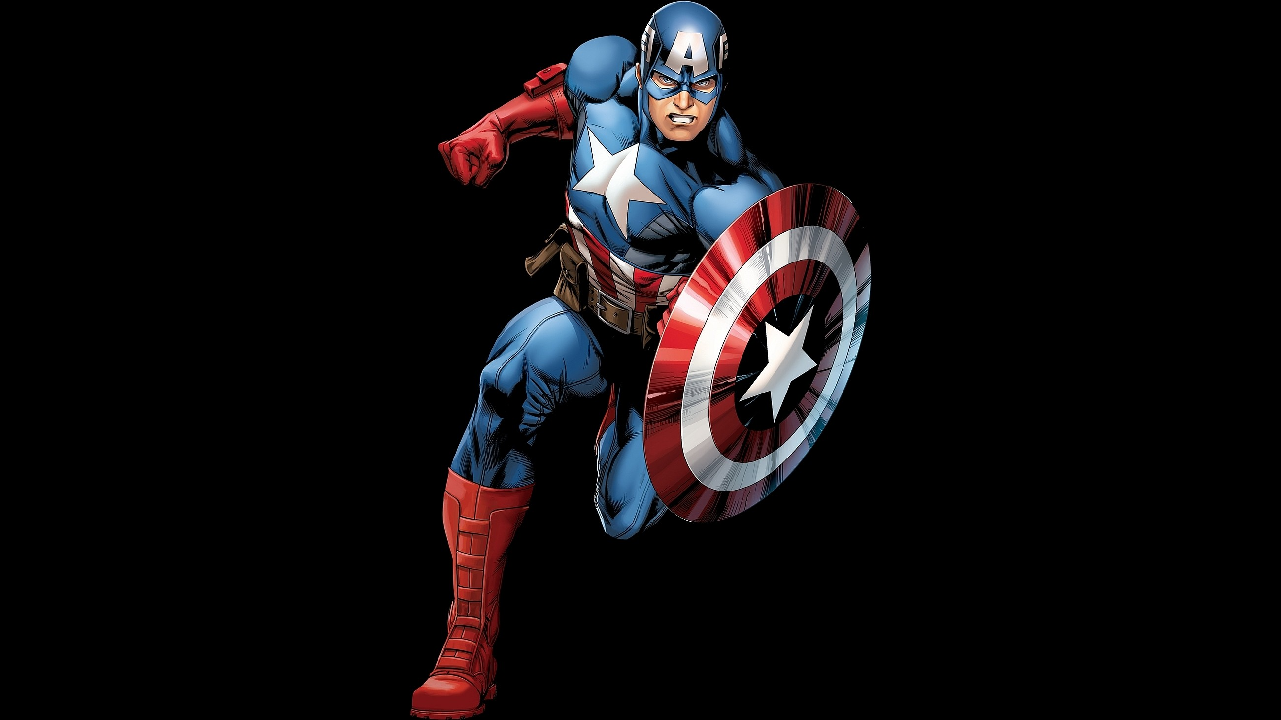 Captain America HD Wallpapers Backgrounds Wallpaper