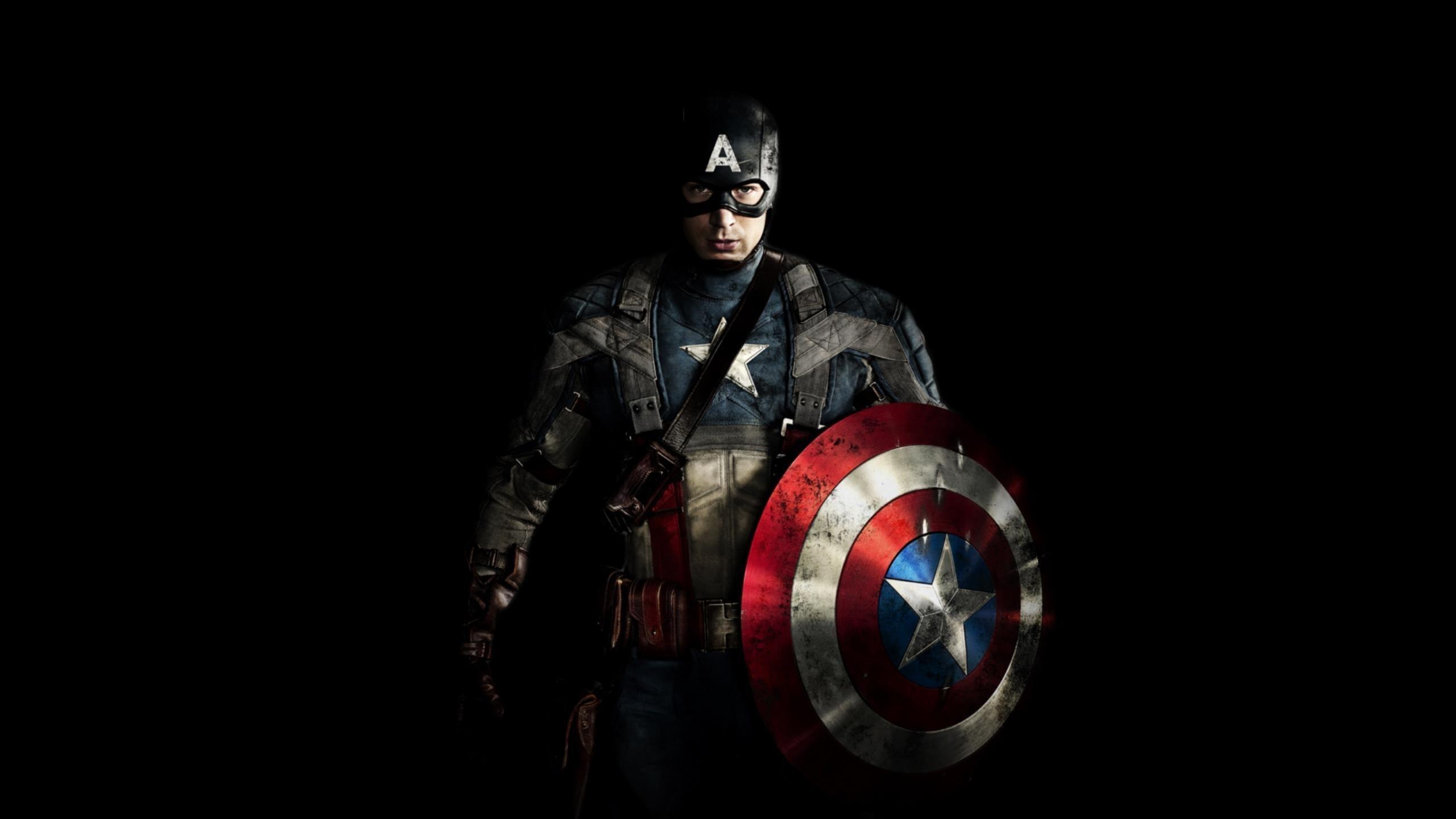 Chris Evans is Captain America wallpaper