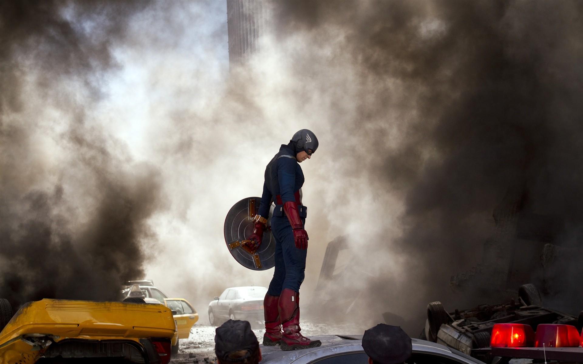 Captain America Captain America …