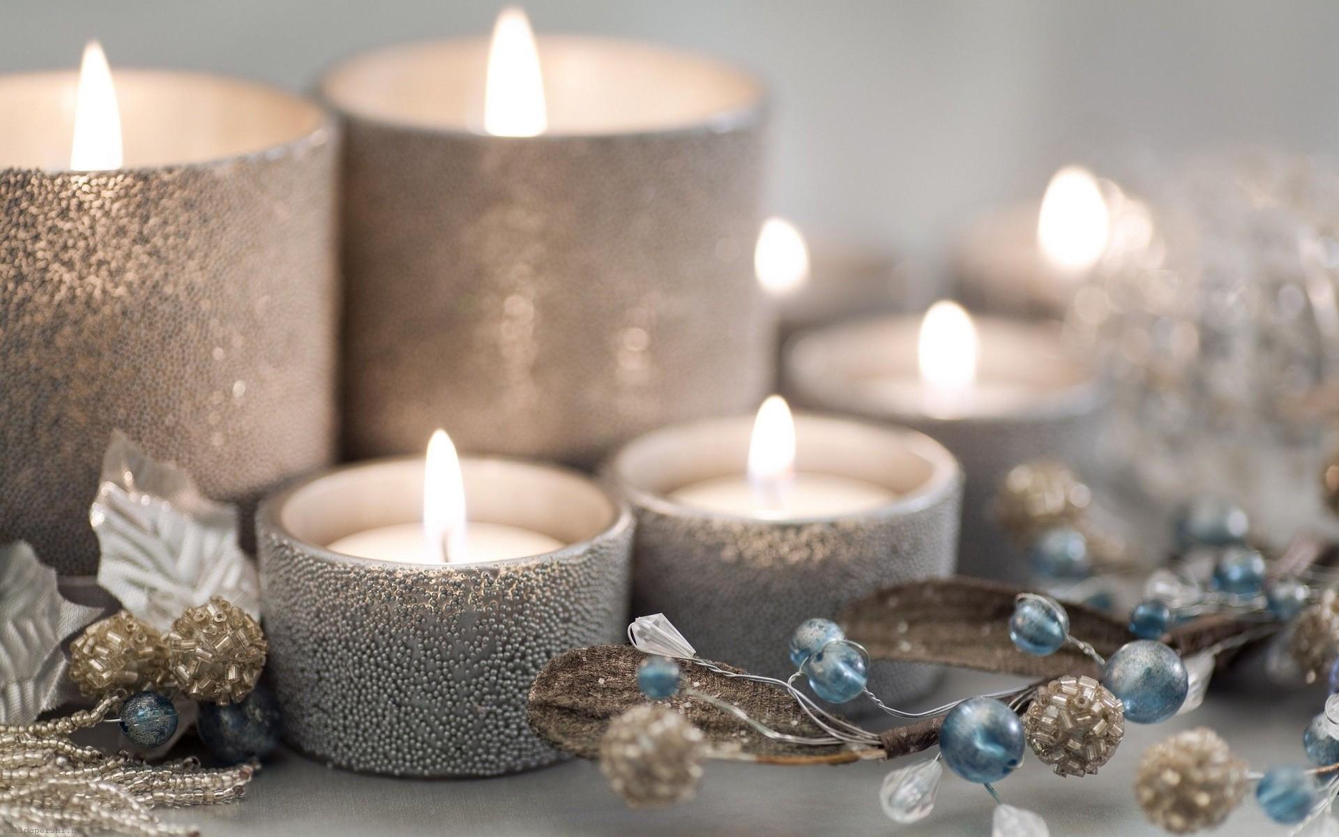 Candle light desktop HD wallpaper