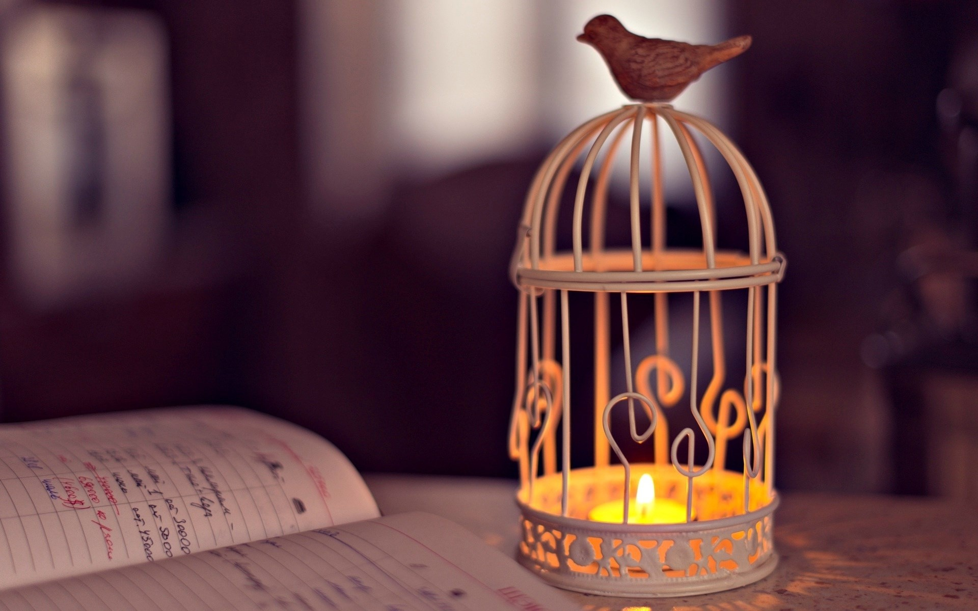beautiful candle light best desires and greetings