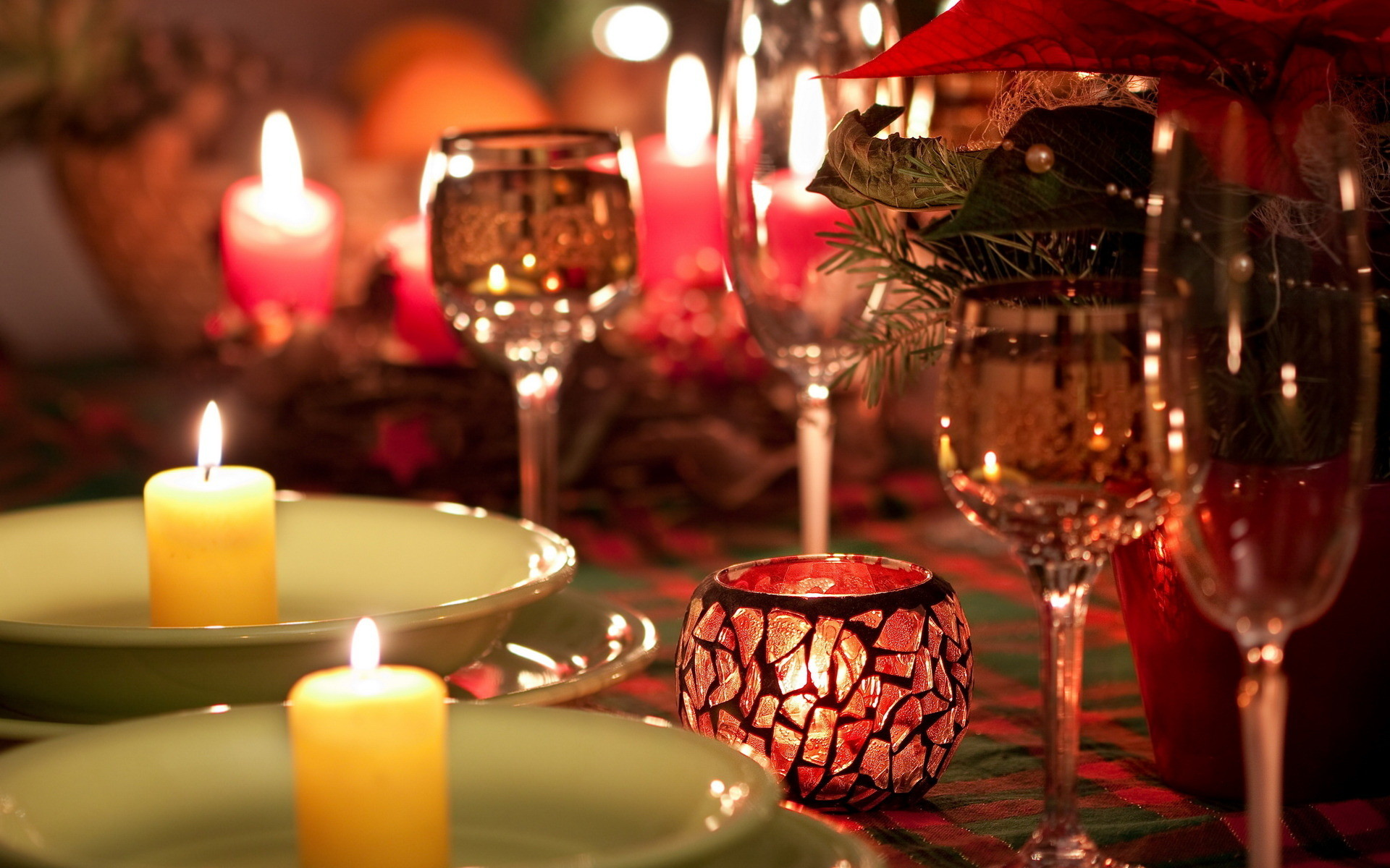 Candlelight Dinner Wallpaper 44730