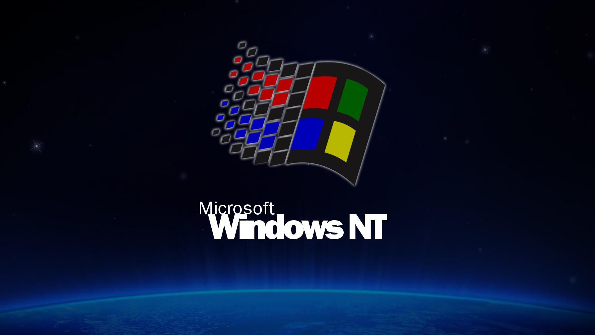 Windows NT 4.0 Wallpaper
