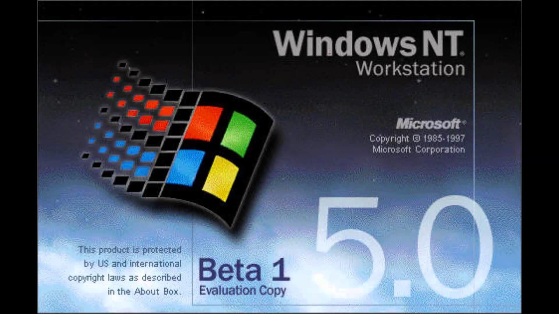 Windows NT 5.0 Startup Sound (Reversed)