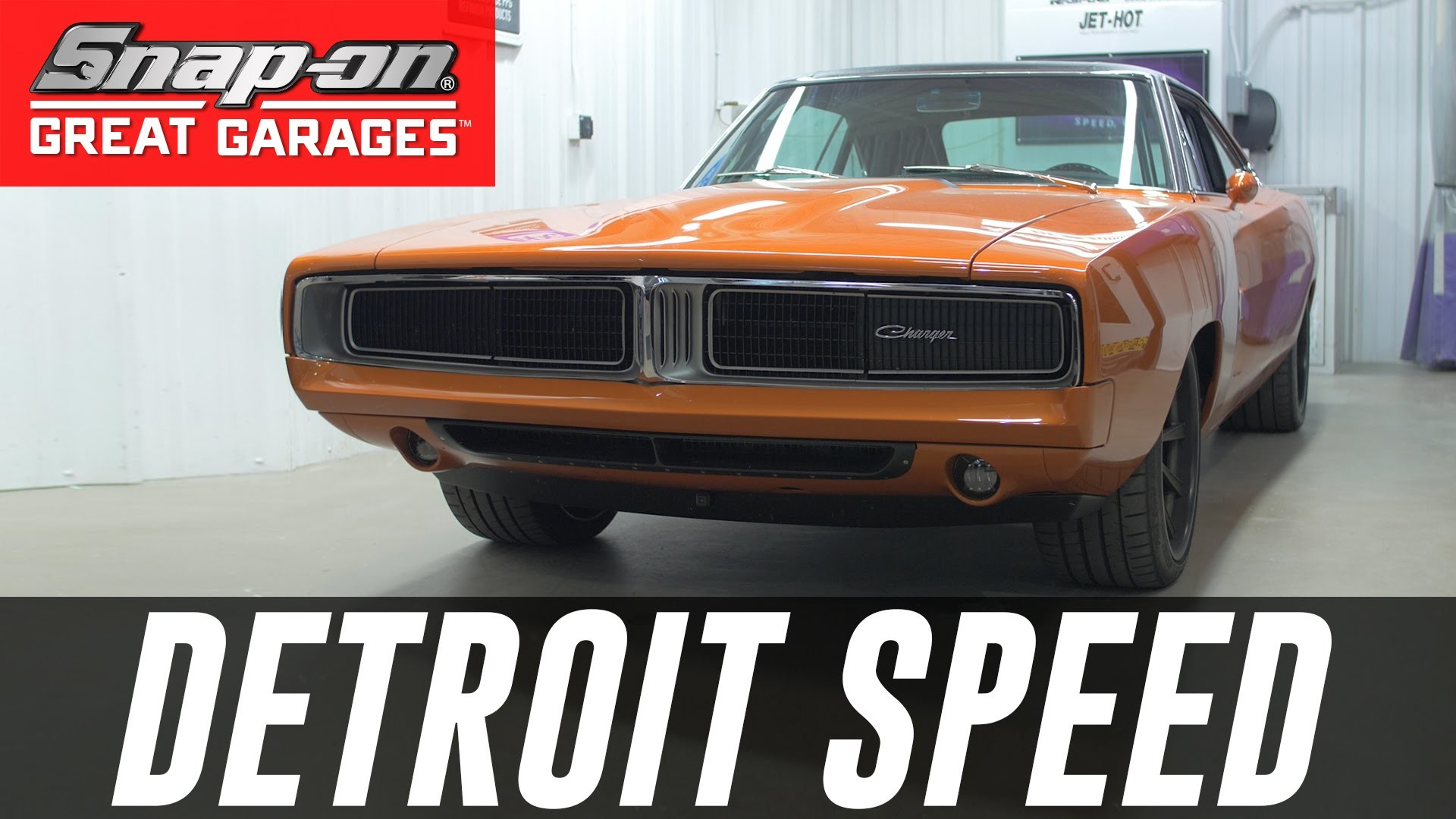 Behind the Garage of Detroit Speed: Snap-on Great Garages™ | Snap-on Tools