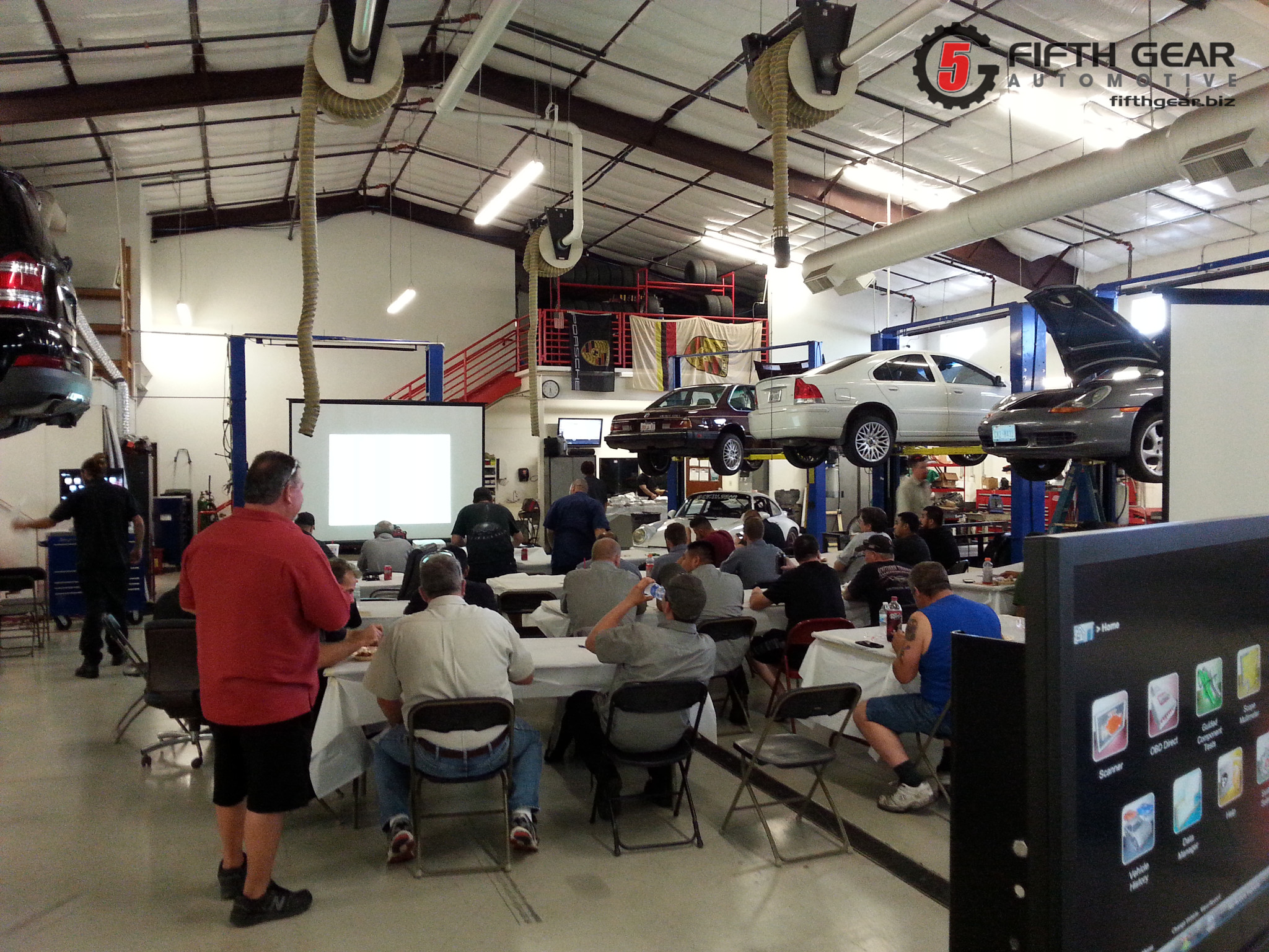 The Snap-On guys put on a great course and everyone agreed it was a big  success. We want to say thank you to Snap-On, Tommy (our local Snap-On  vendor), …