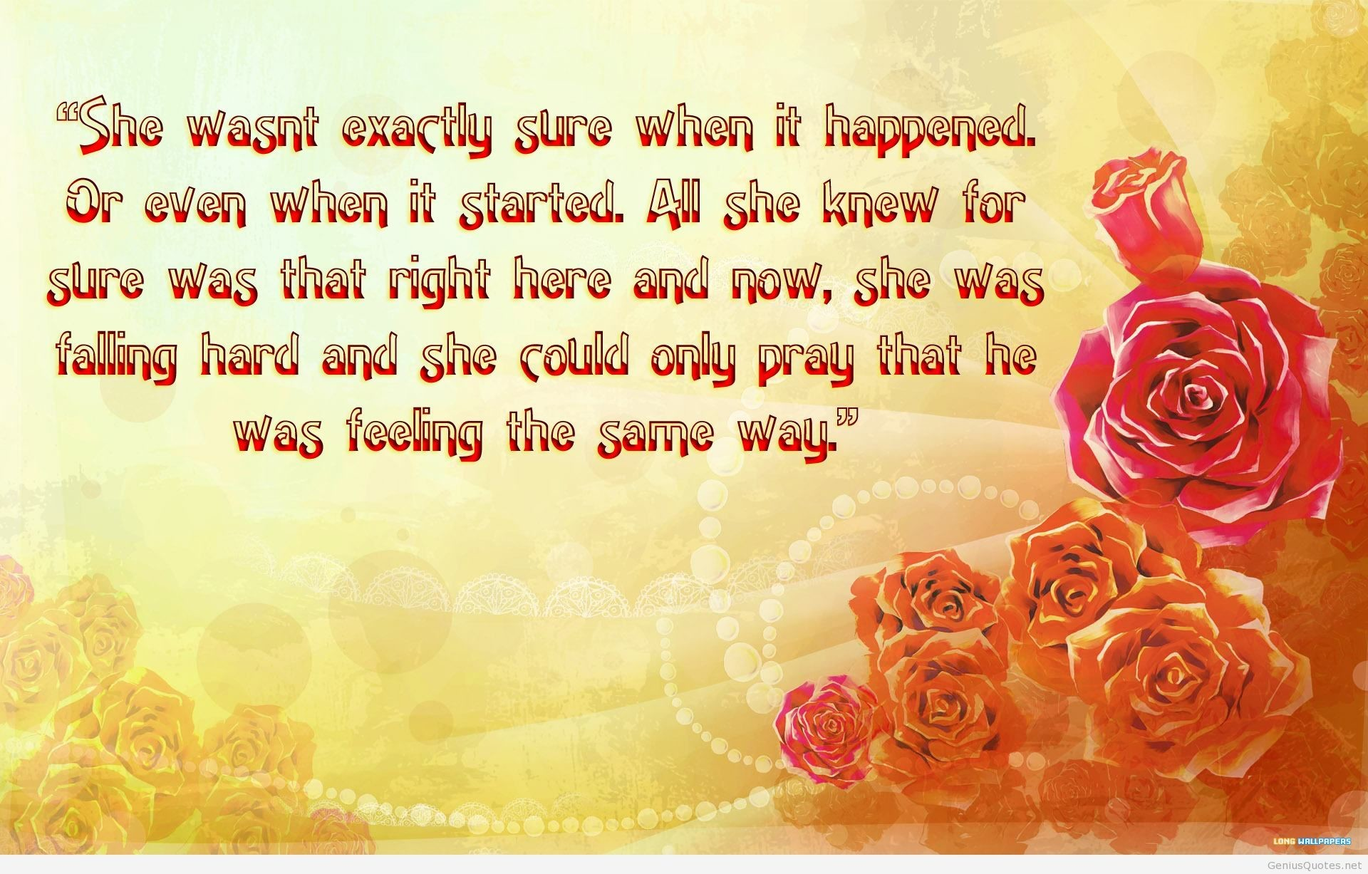 Cute Love Quote Wallpaper Picture For Desktop Wallpaper 1920 x 1227 px  707.88 KB for mobile