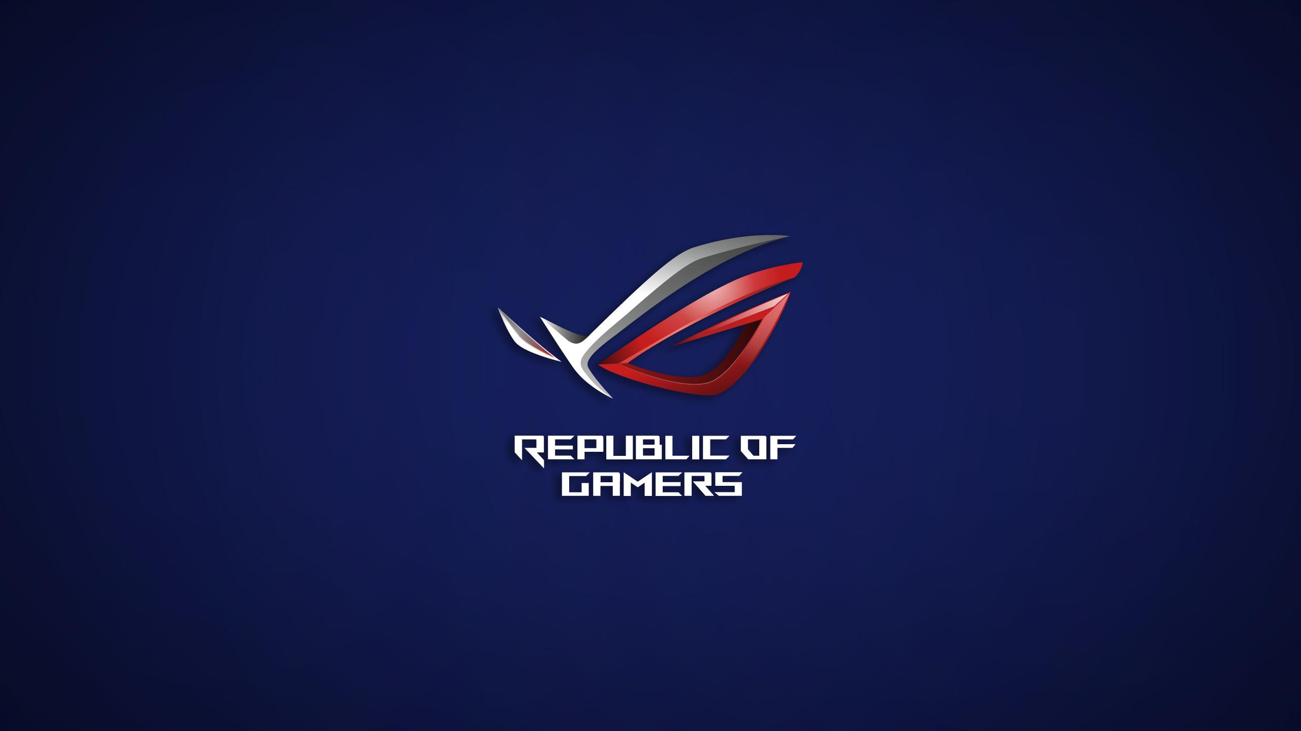 ROG ASUS Republic of Gamers
