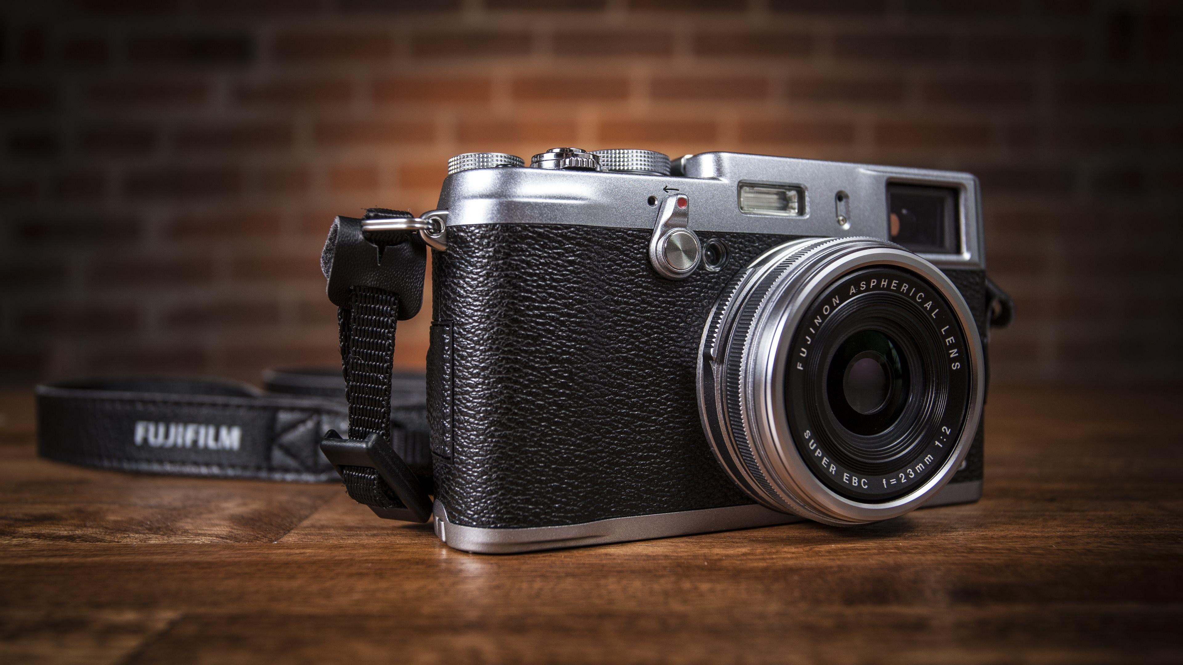 Wallpaper: Fuji X100S & Canon EOS 5D Mark II