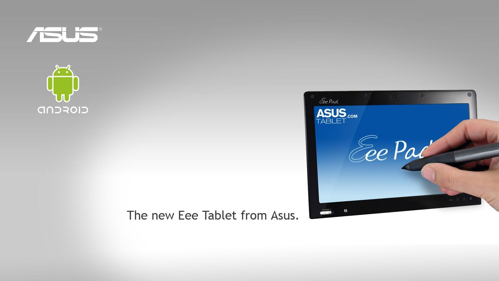 4K Ultra HD Images Collection of Asus Tablet: Fergal Fleisch