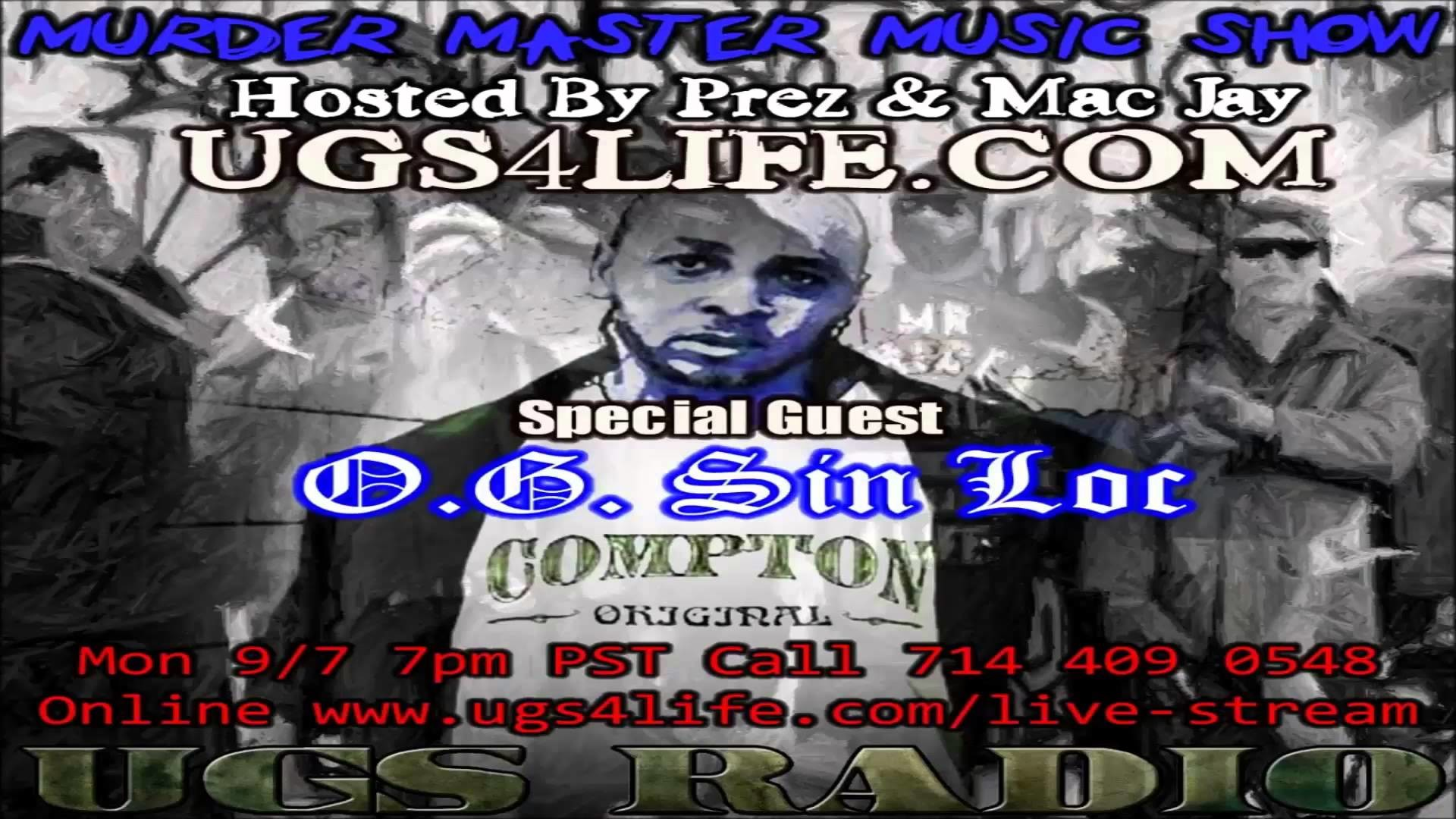 OG Sin Loc Talks on Cousin Eazy-E Bloods and Crips NWA and Straight Outta  Compton Movie – YouTube