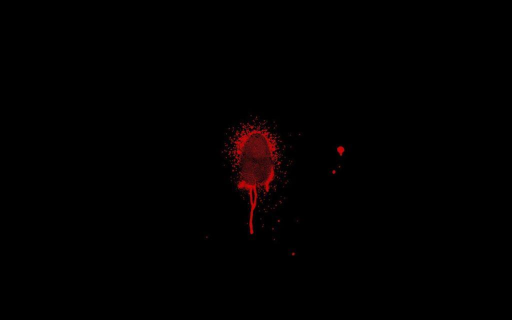 … wallpaper abstract blood fingerprint …