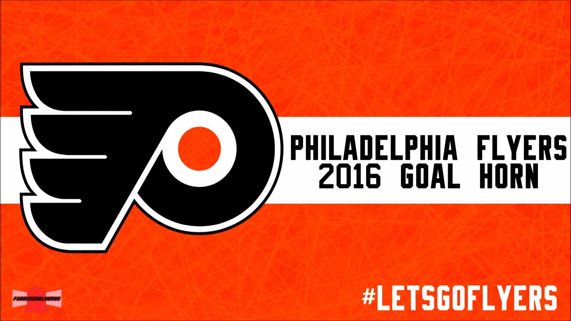 Philadelphia Flyers 2016 Goal Horn