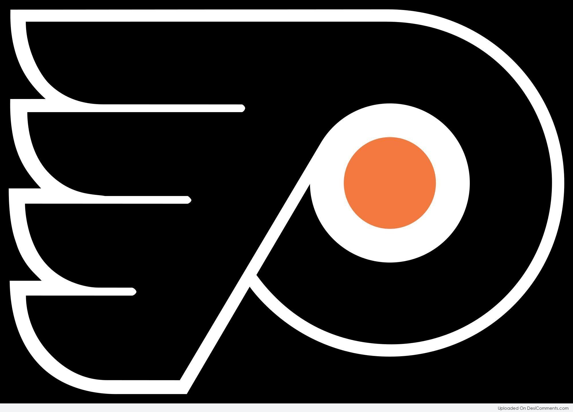 Philadelphia Flyers Logo   DesiComments.com