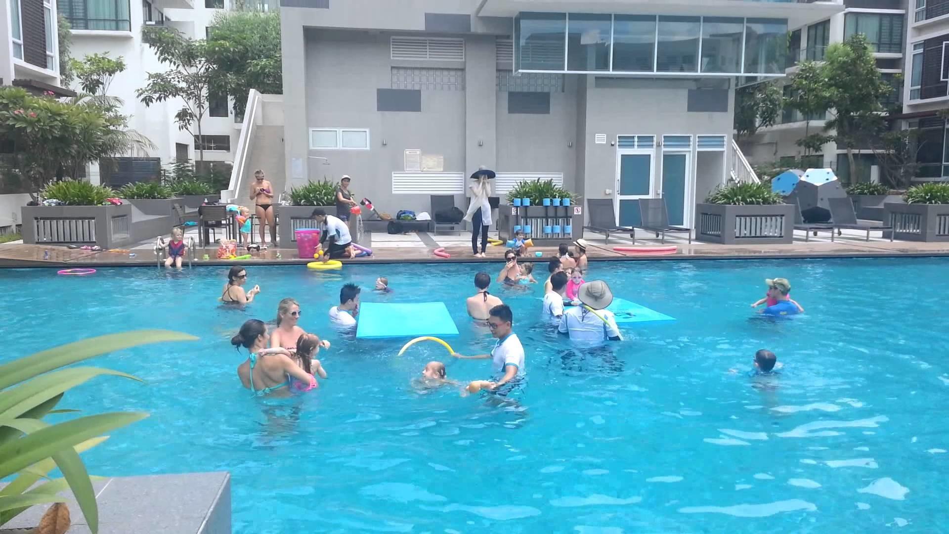 Kids Pool Party Singapore