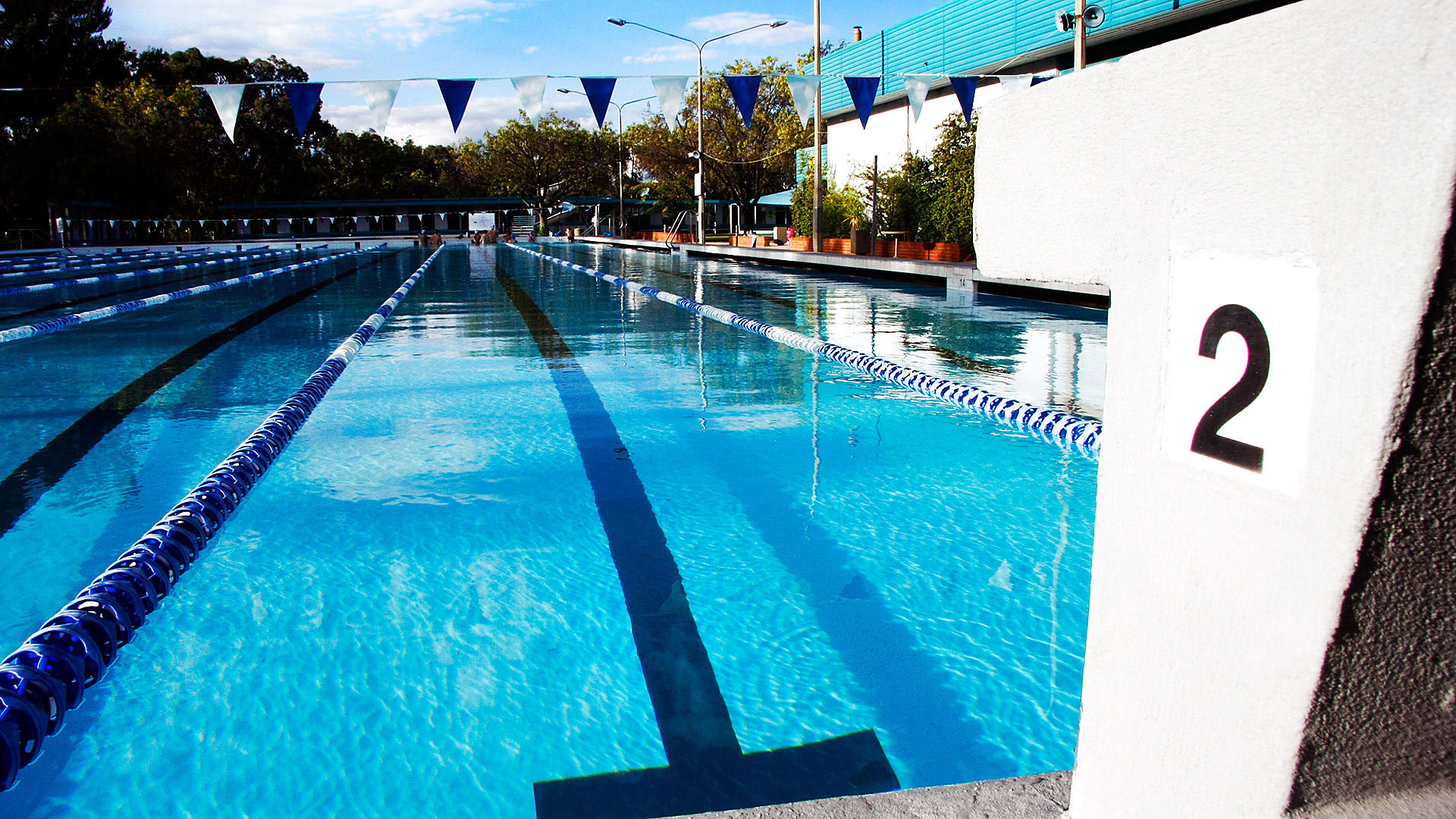 Phillip swimming pool, woden, canberra, swimming pools