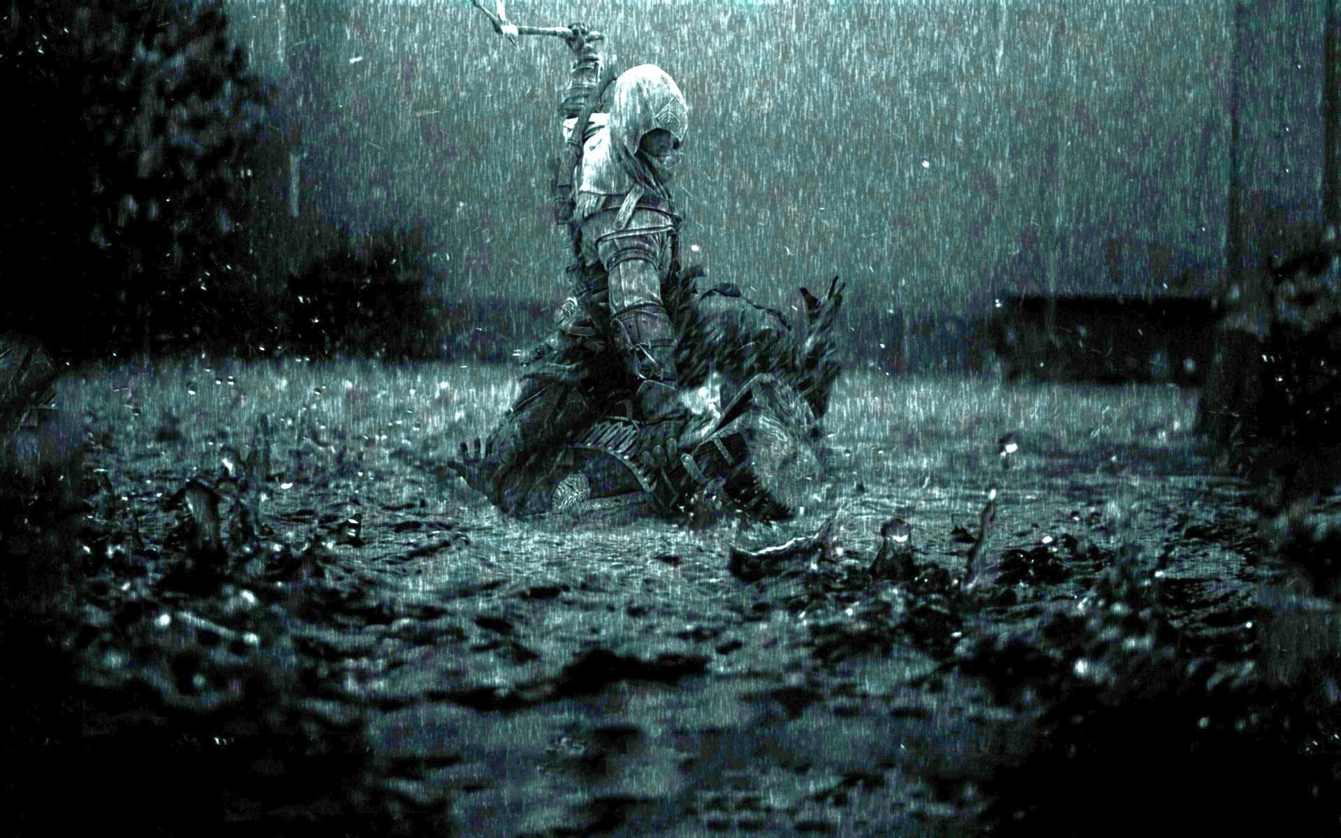 assassins creed rain art. Â«Â«