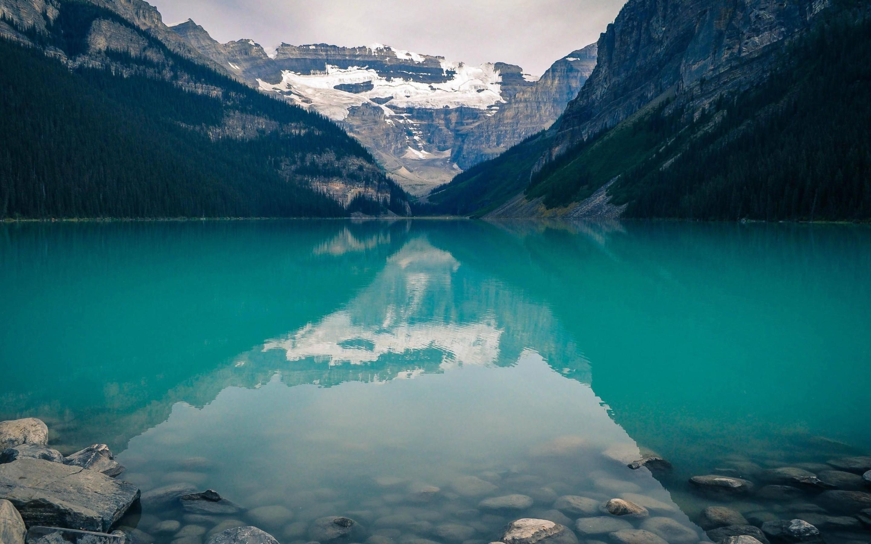 Lake Louise Canada Mac wallpaper