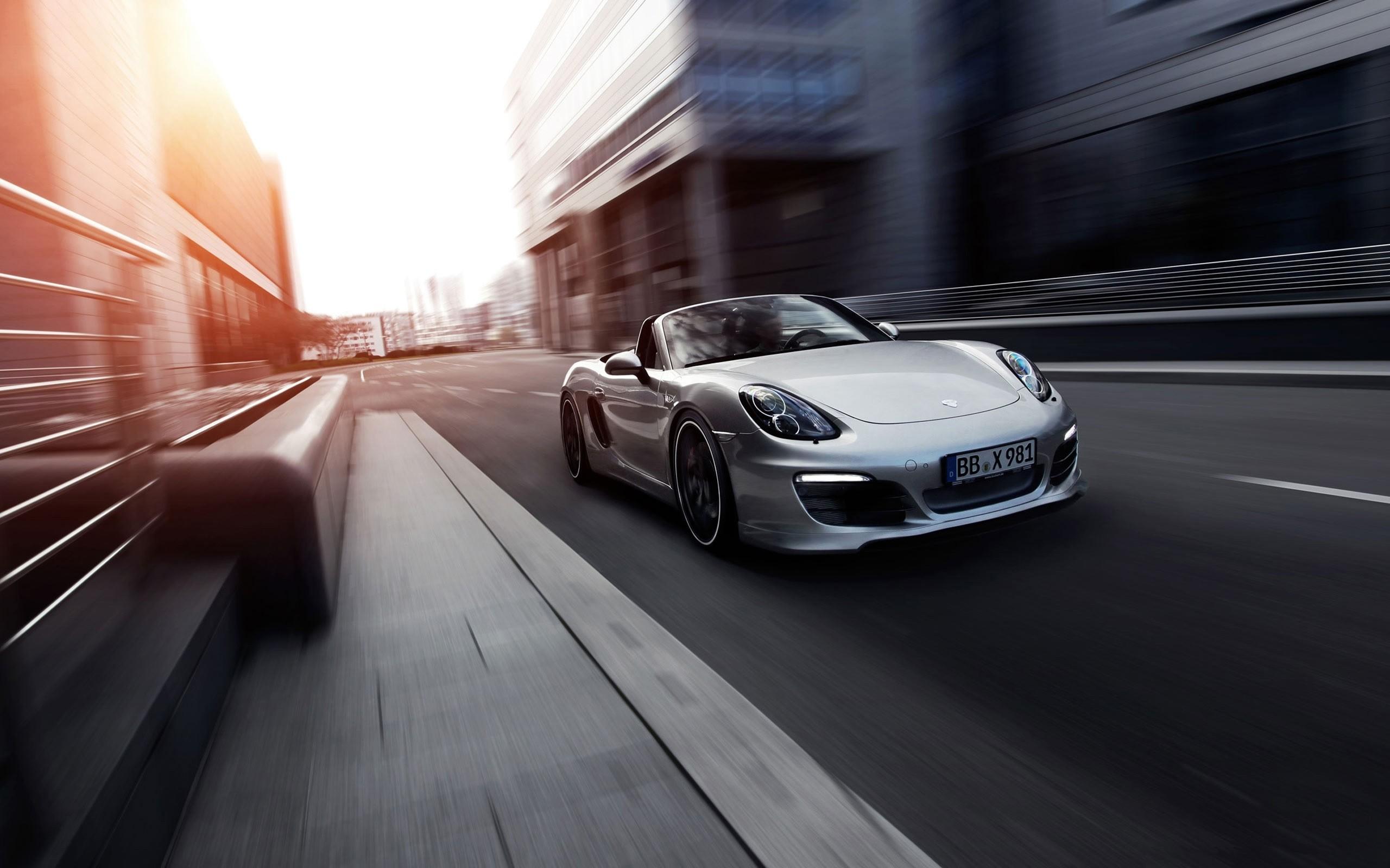 Porsche Boxter Mac wallpaper