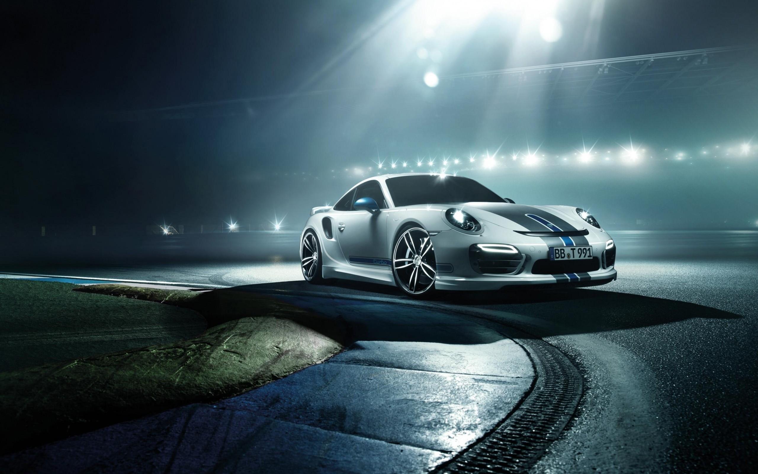 2014 Porsche 911 Turbo By Techart Mac wallpaper