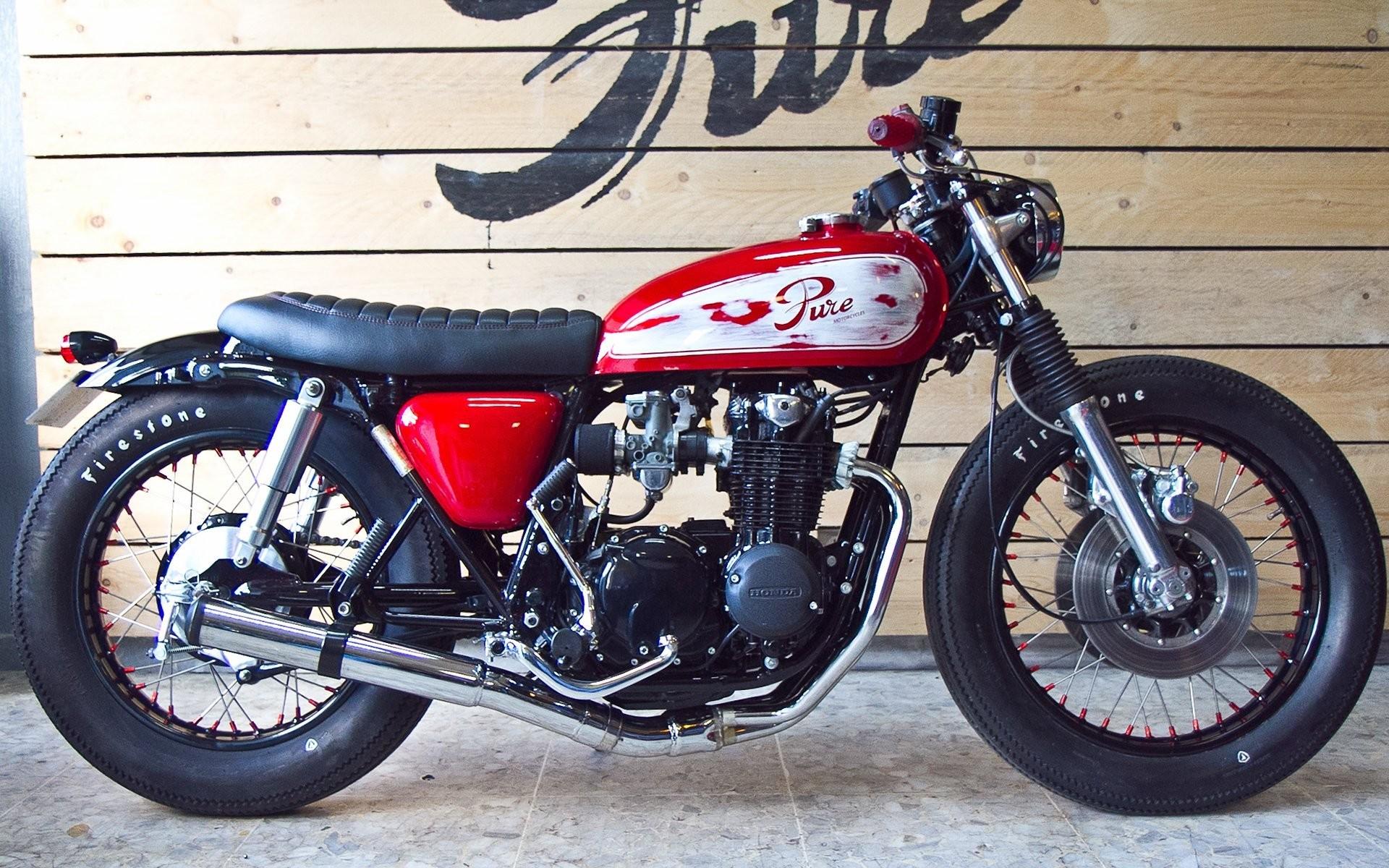 honda cafe racer motorcycle