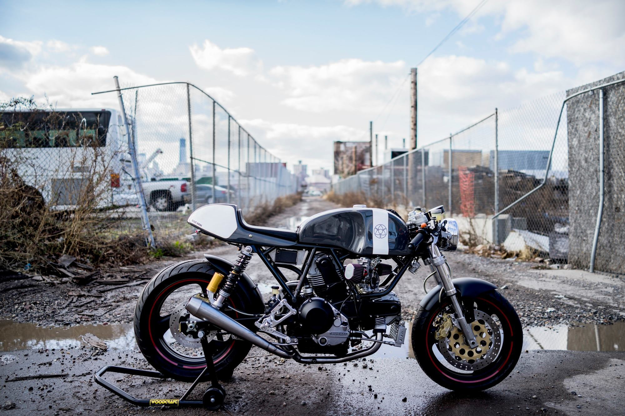 Ducati Scrambler Cafe Racer images (4)