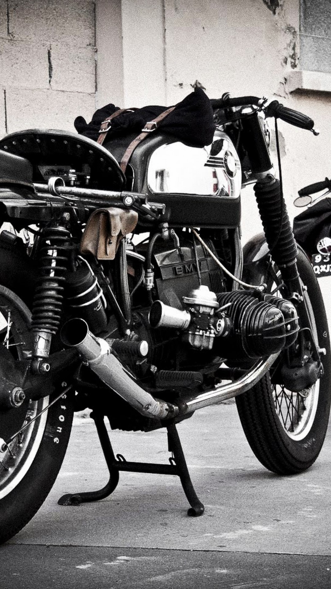 Download classic bmw cafe racer