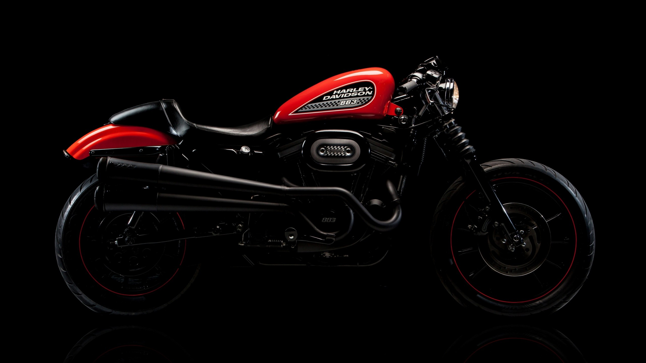 Harley Davidson 883R Sportster Cafe Racer