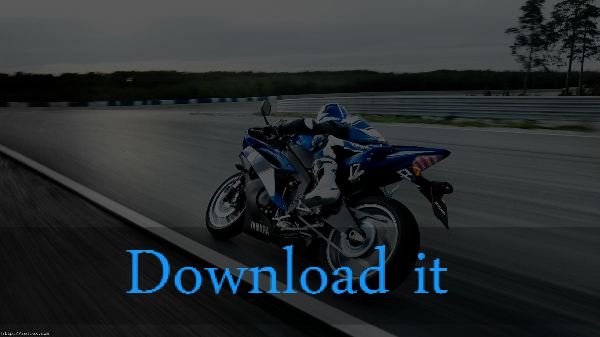 Yamaha Bike Wallpaper