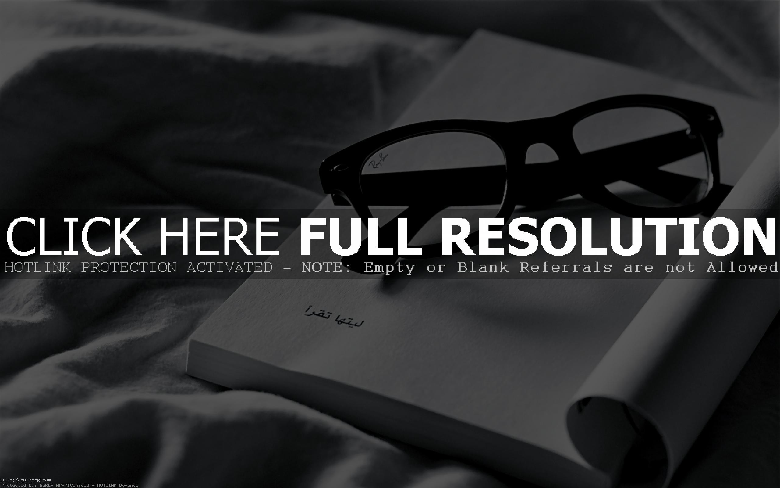 Glasses Notebook (id: 128212)