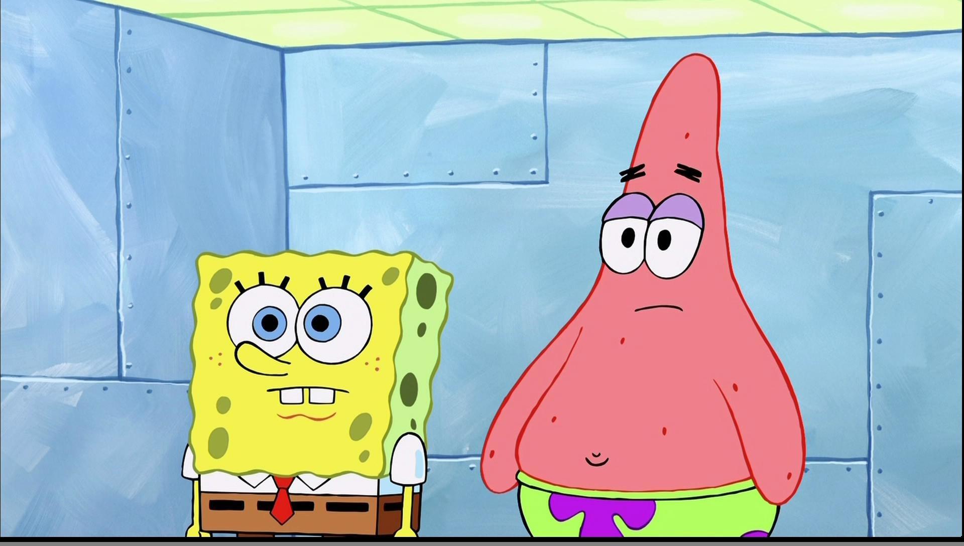 Patrick Spongebob SpongeBob SquarePants