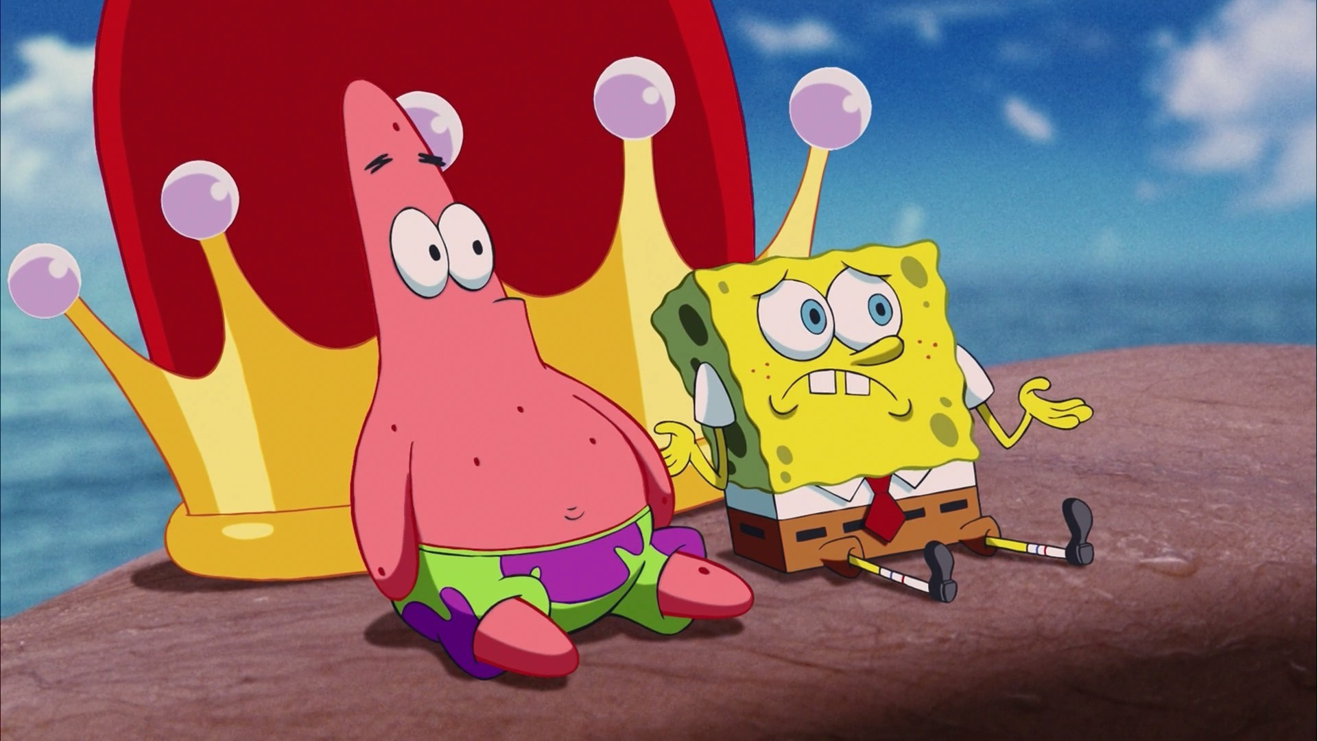 Patrick Star Funny Face Wallpapers Wide : anime Wallpaper .