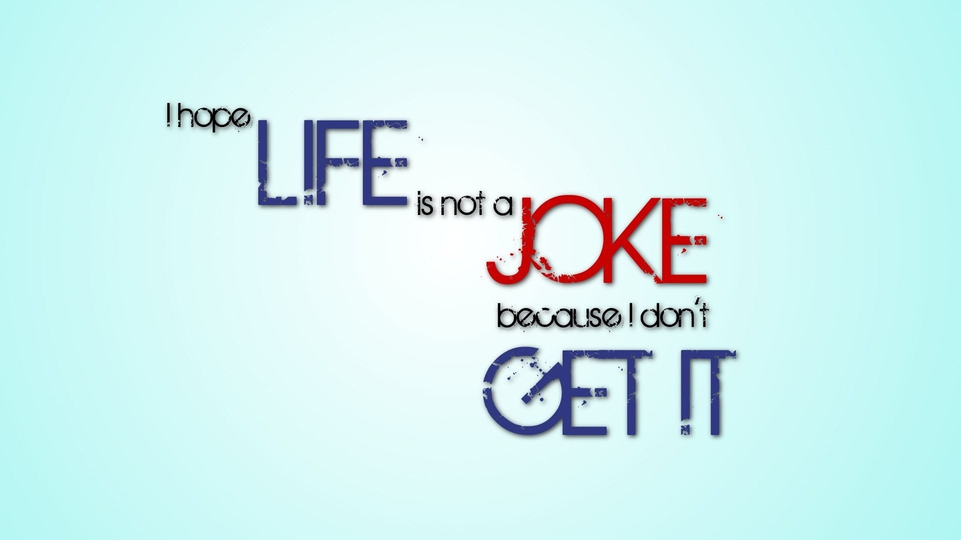 Funny quote HD wallpaper