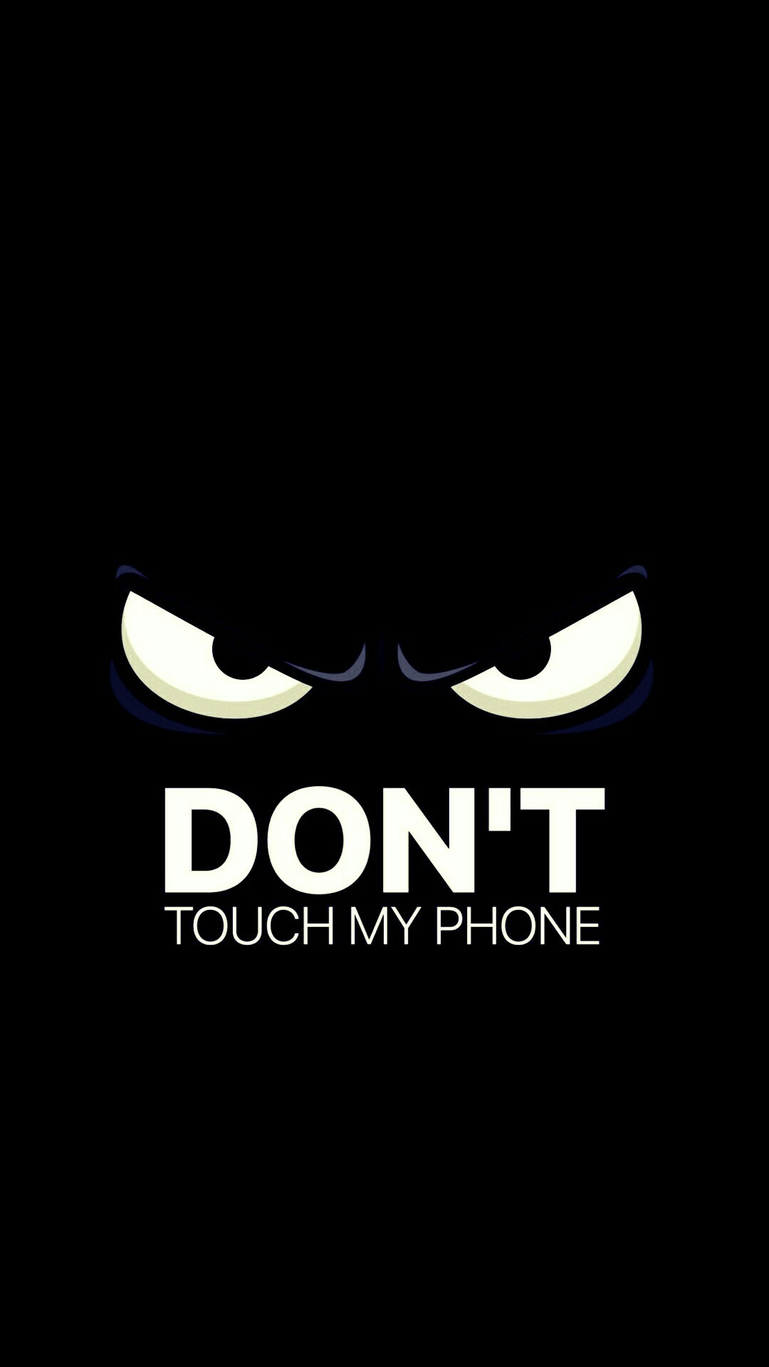 Don't Touch My Phone. Screen WallpaperSo FunnyFunny …