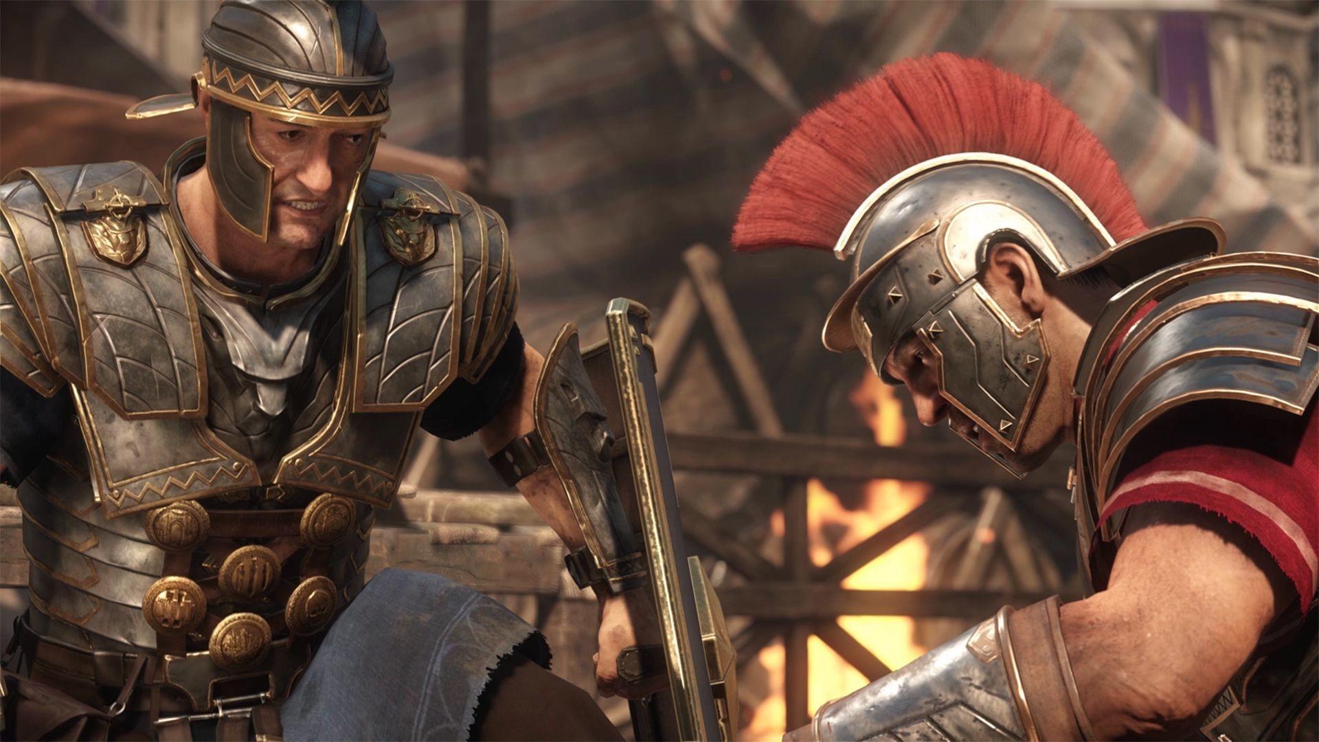 Roman Soldier Wallpaper Roman game warrior armor t