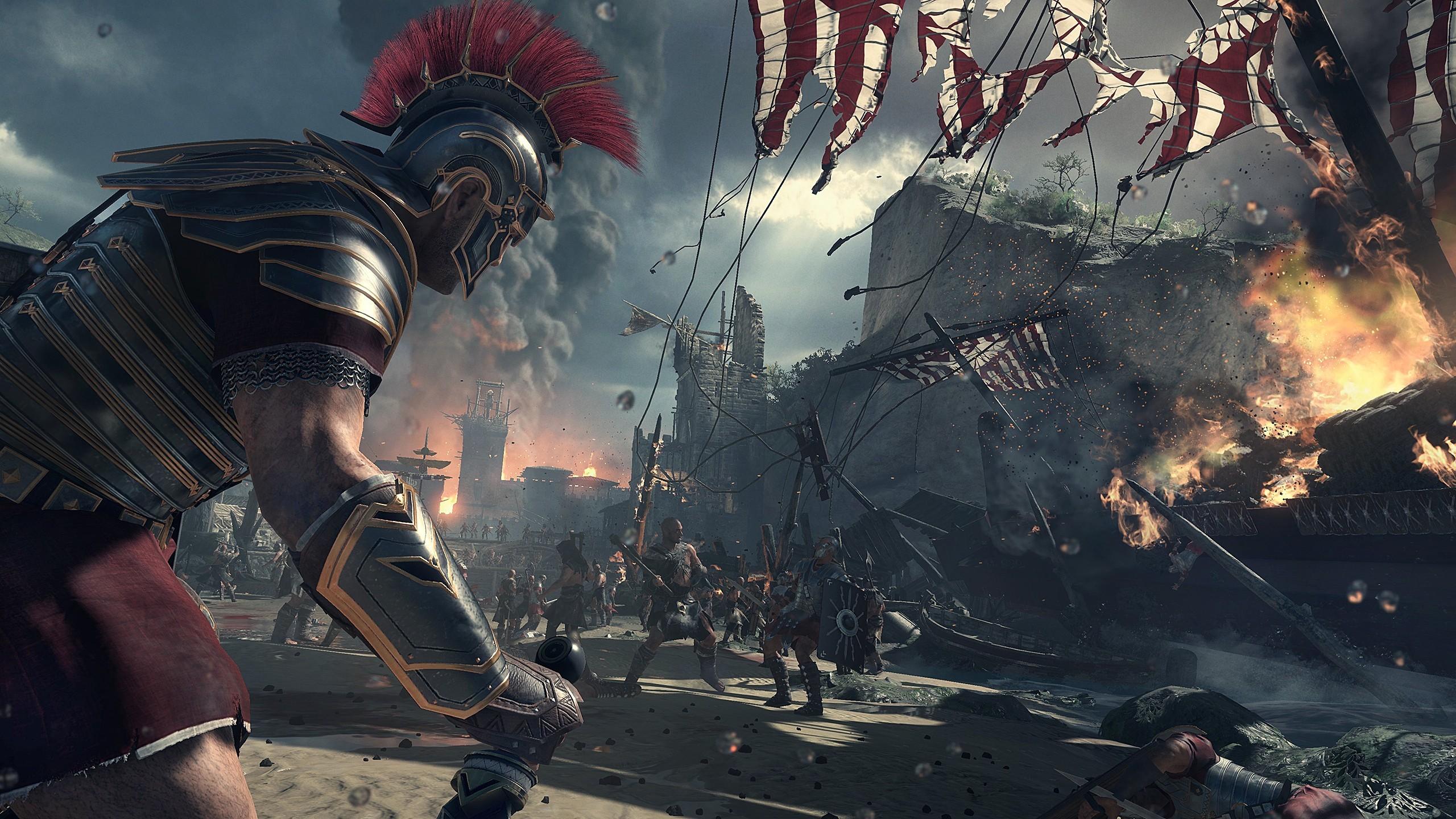 Ryse Son of Rome Soldier warrior warriors battle fantasy .