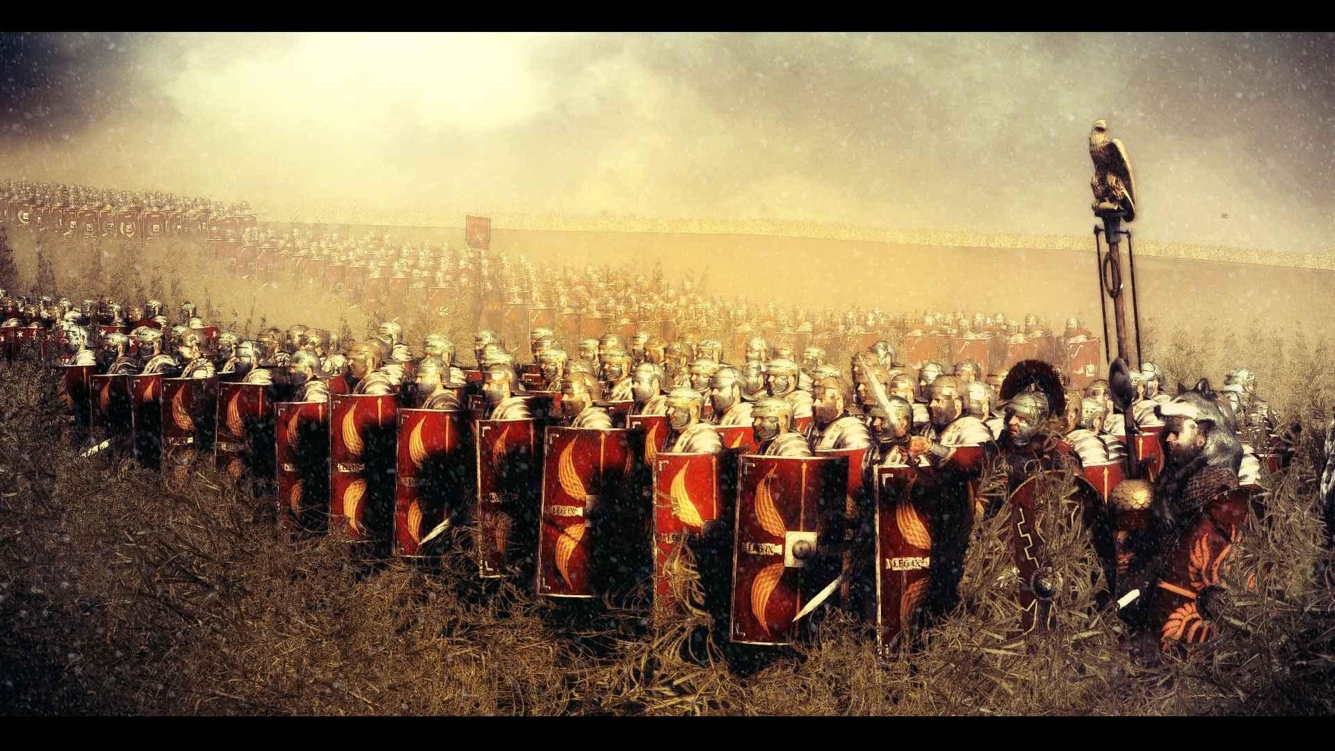 How Were Roman Legions Organised #Throwback Year 9
